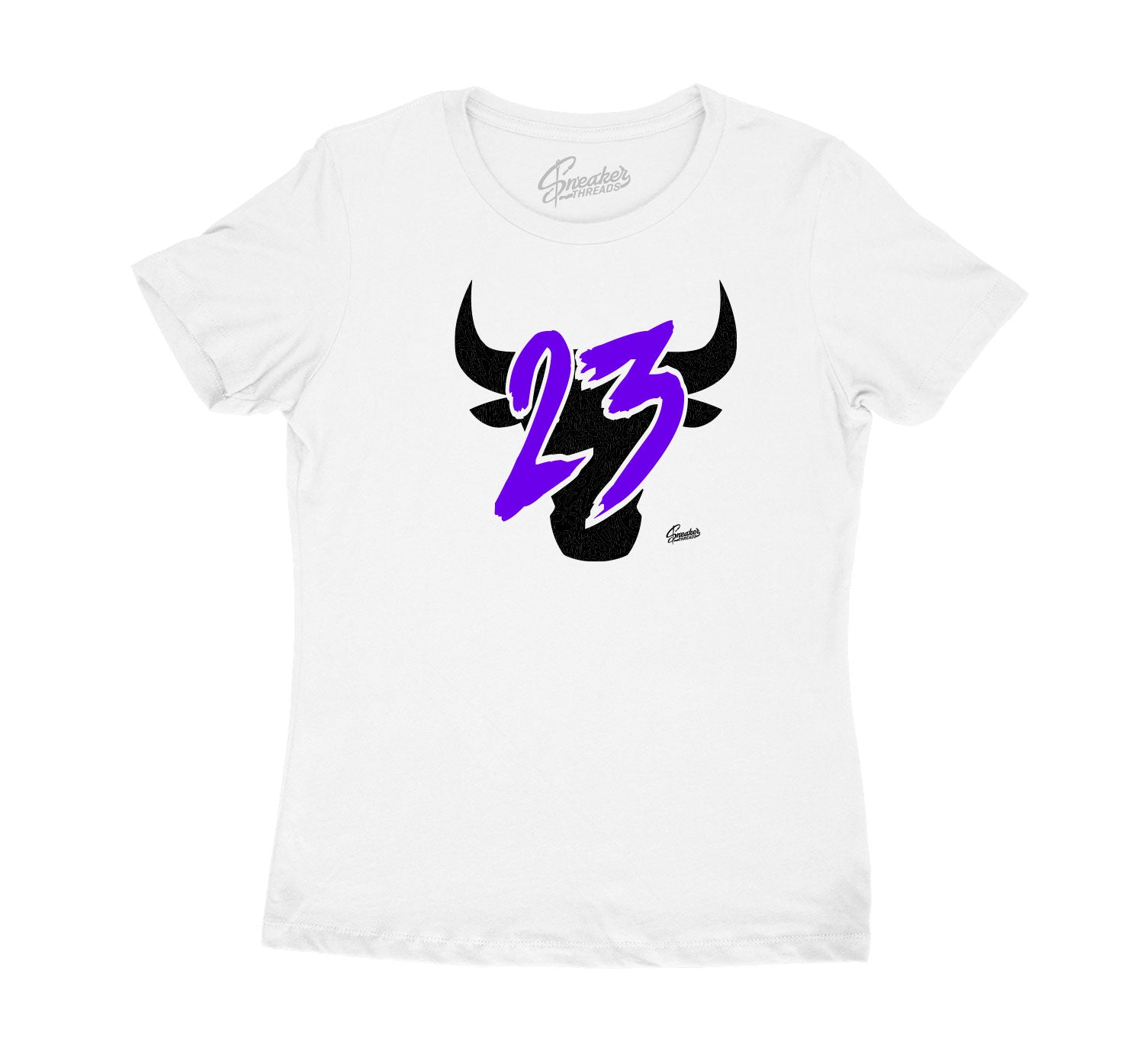 Purple Metallic Jordan 4 sneaker collection matching t shirt collection