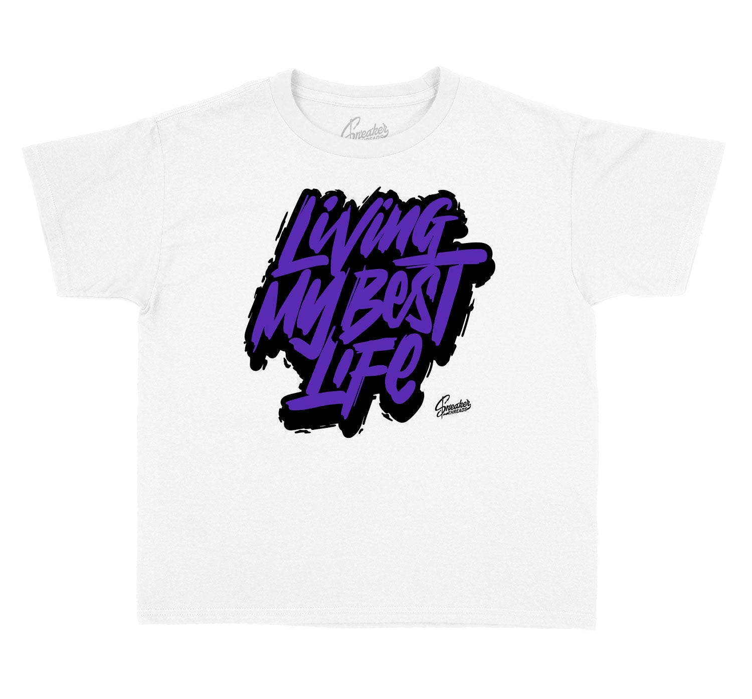 Kids - Dark Concord 12 Living Life Shirt