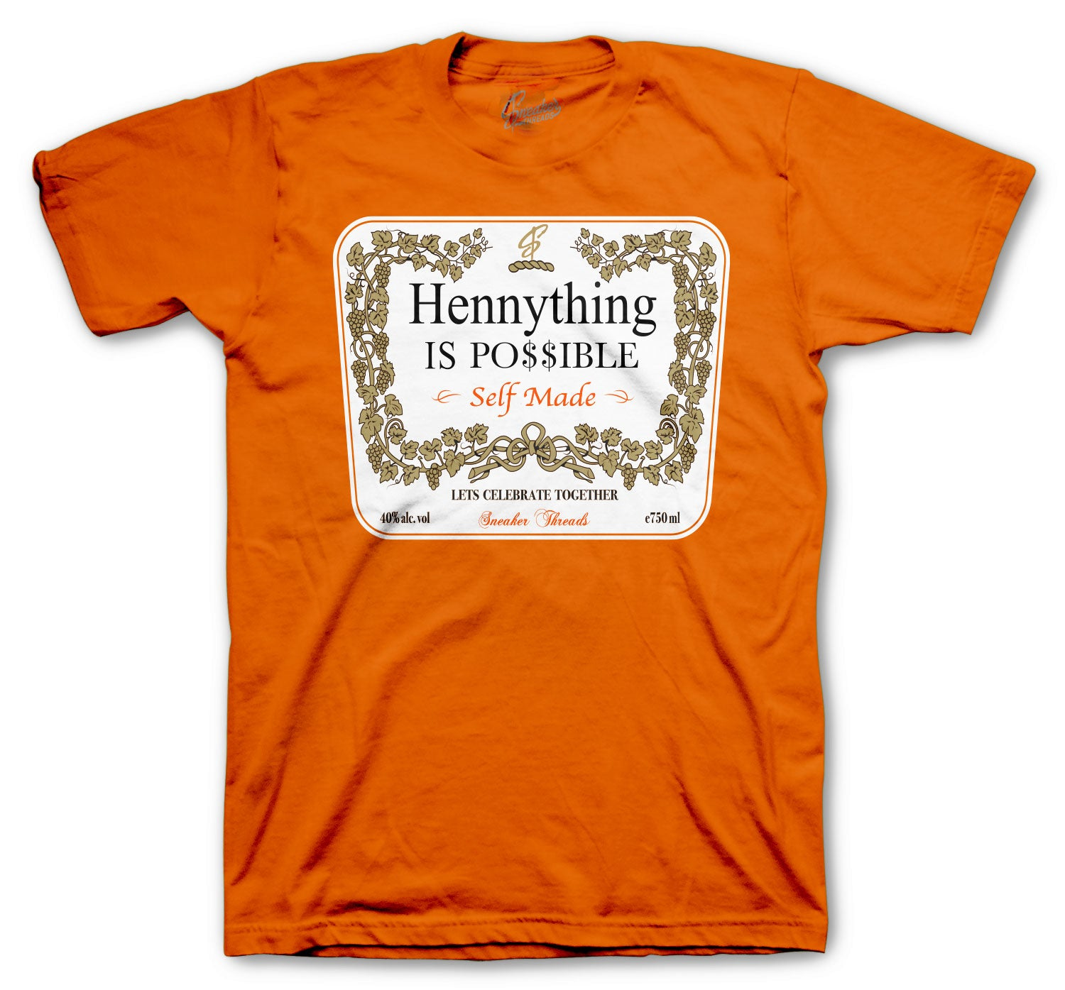 Jordan Starfish Hennything Shirt