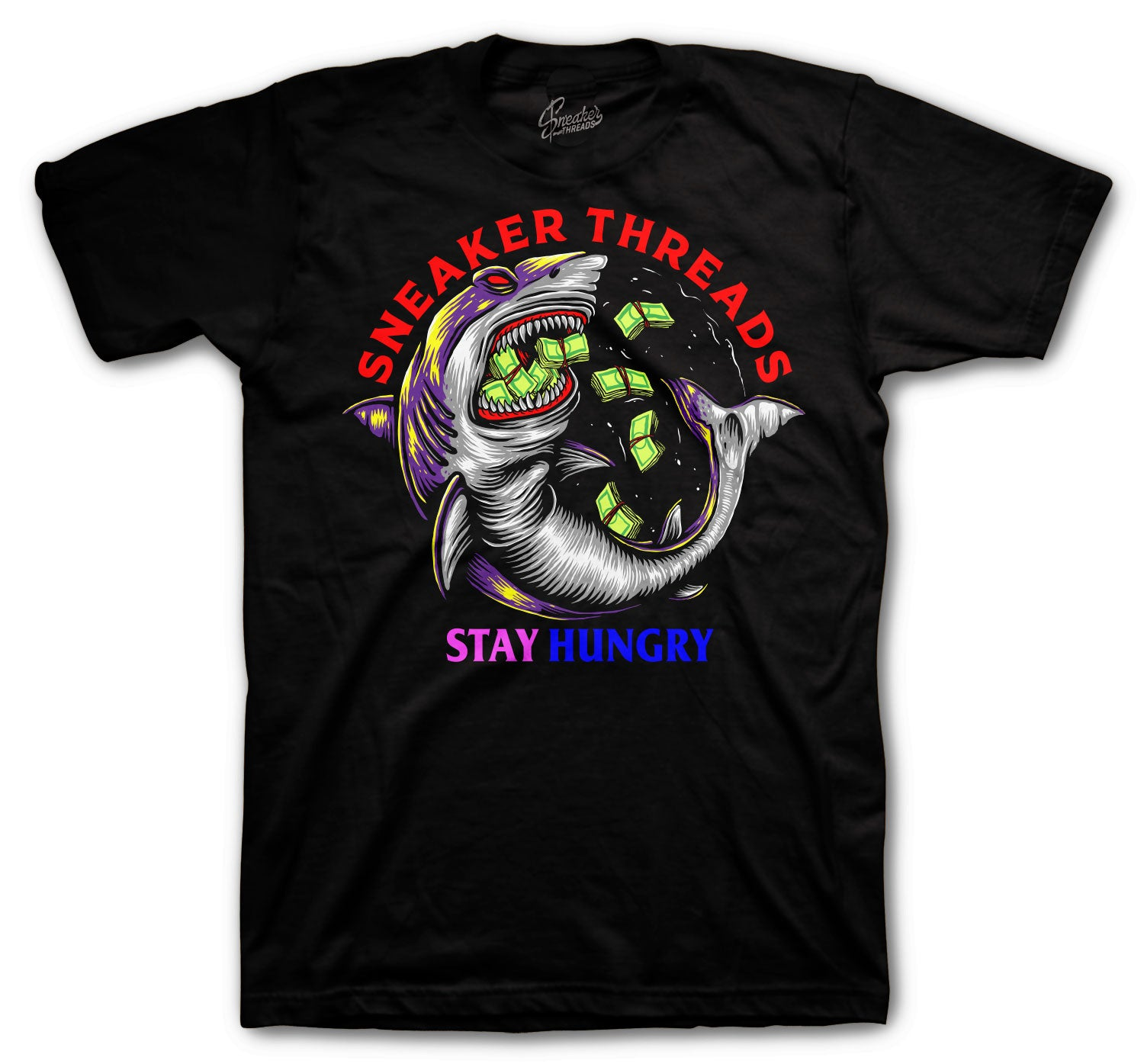 Jordan 5 What The Stay Hungry Shirt