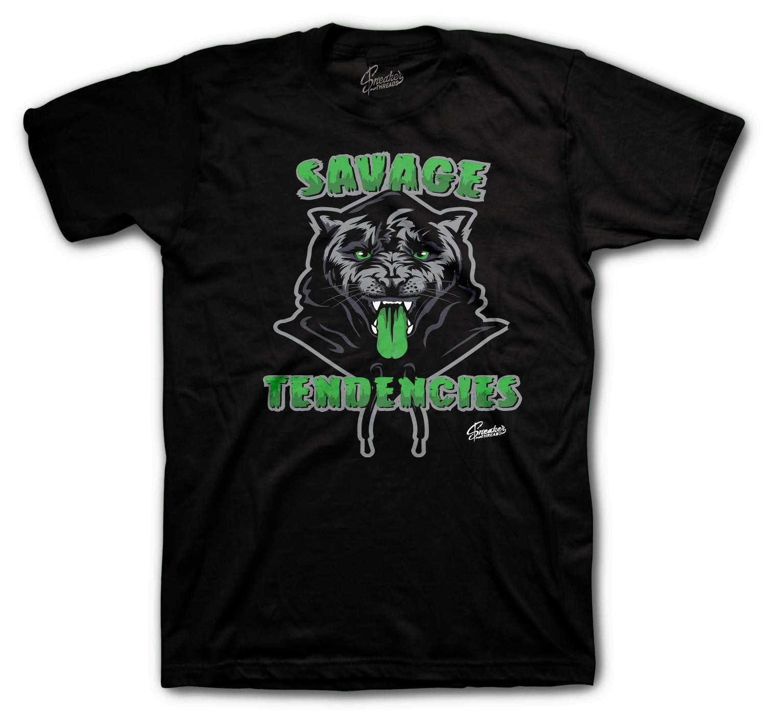 Jordan 1 Zen Green Savage Tendencies Shirt