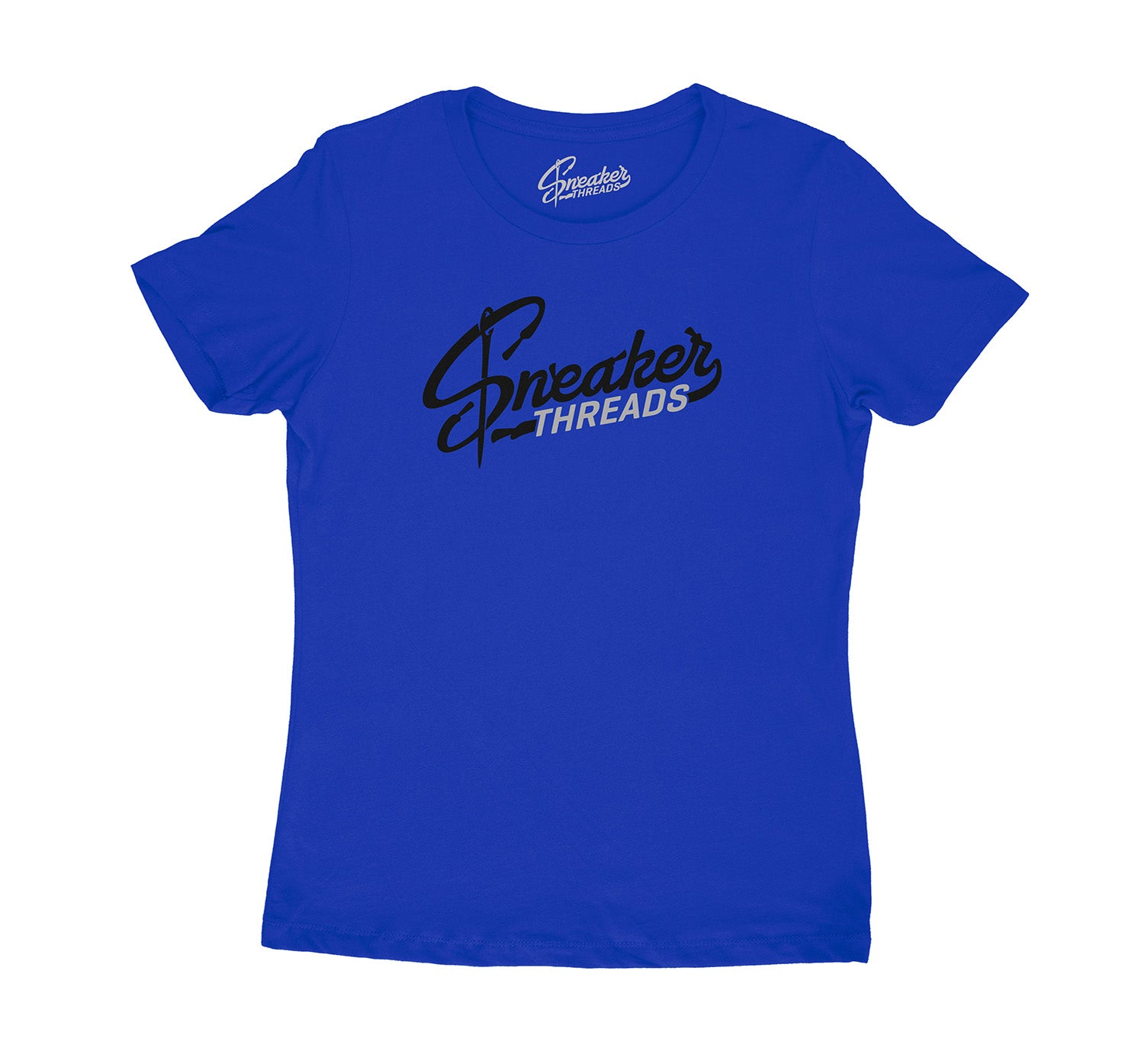 womens t shirts created to match the Jordan 10 game royal sneakers