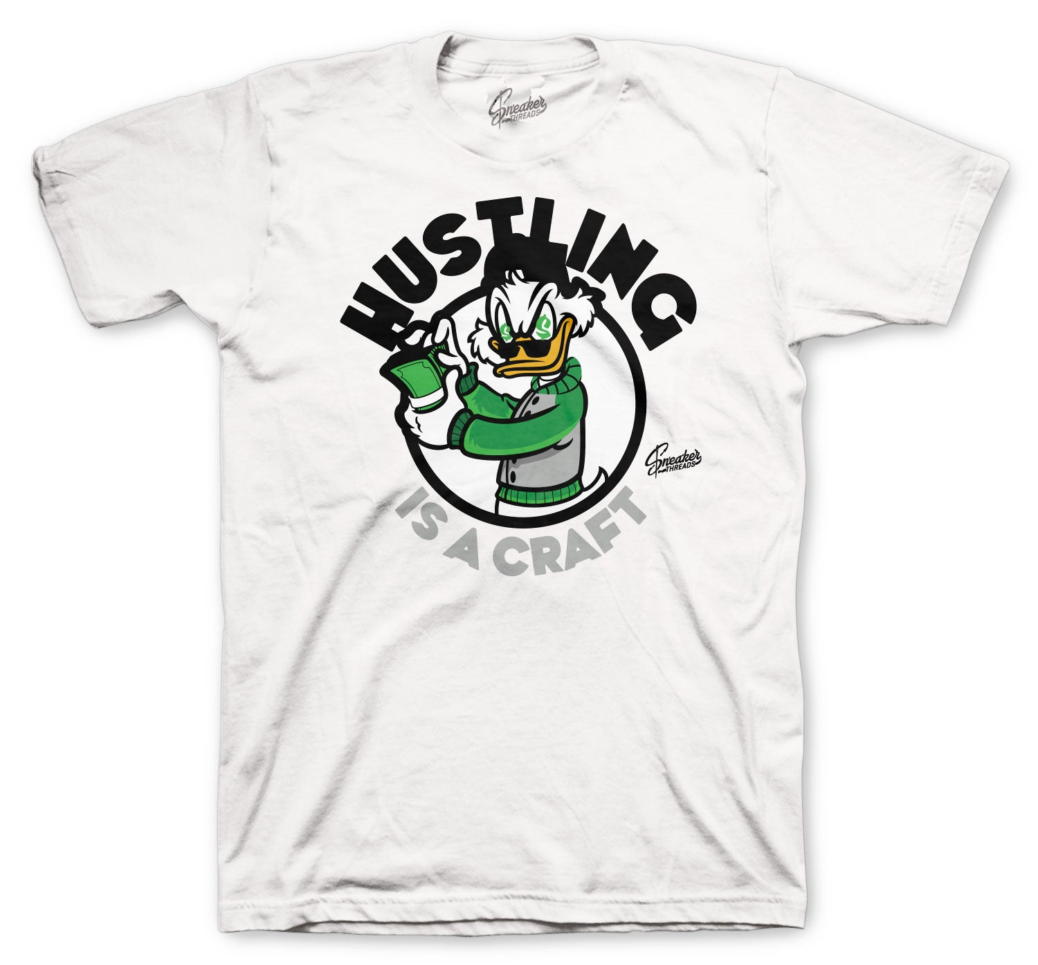 Jordan 13 Lucky Green Crafting Shirt