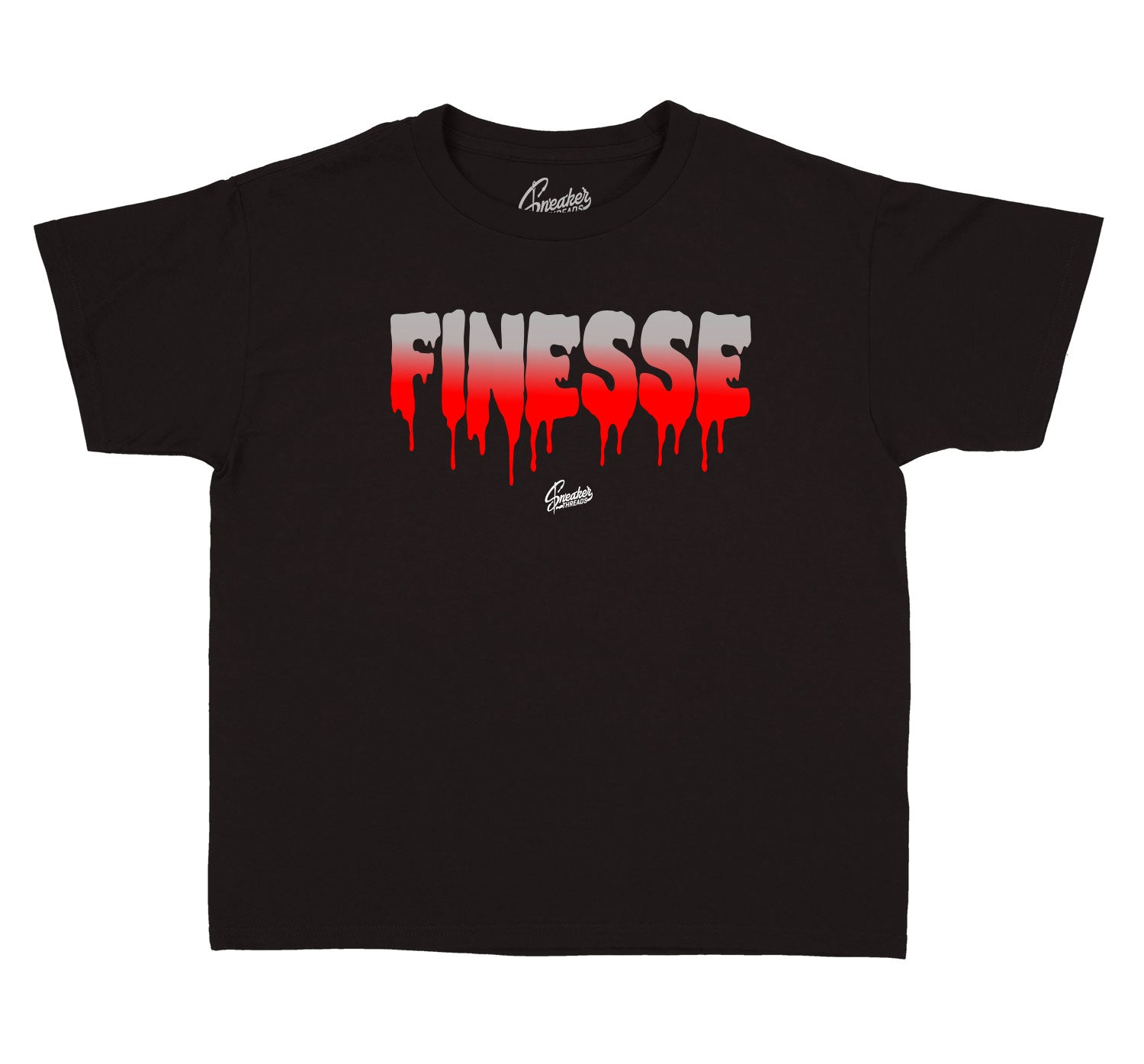 Kids - Red Cement 3 Finesse Shirt