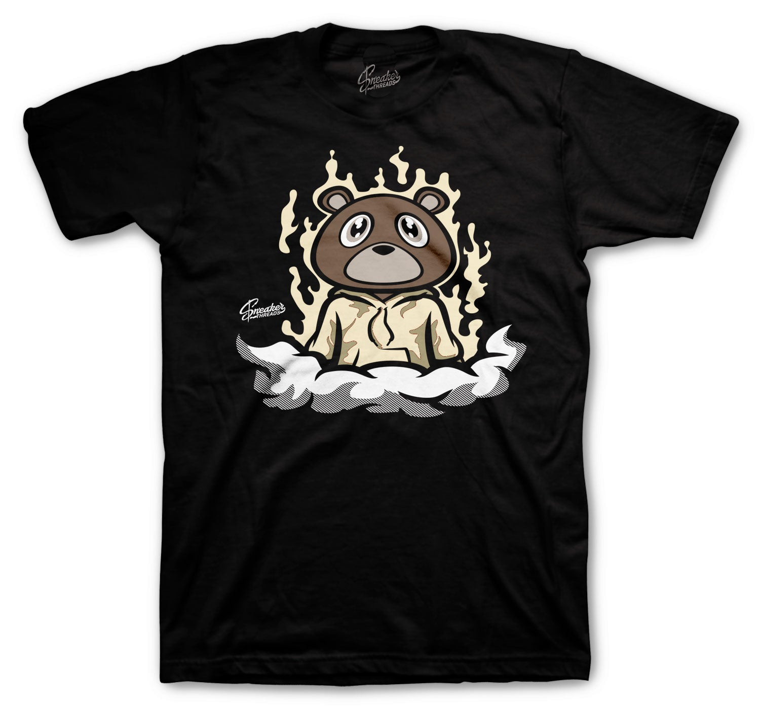 Yeezy Natural Fly Bear Shirts