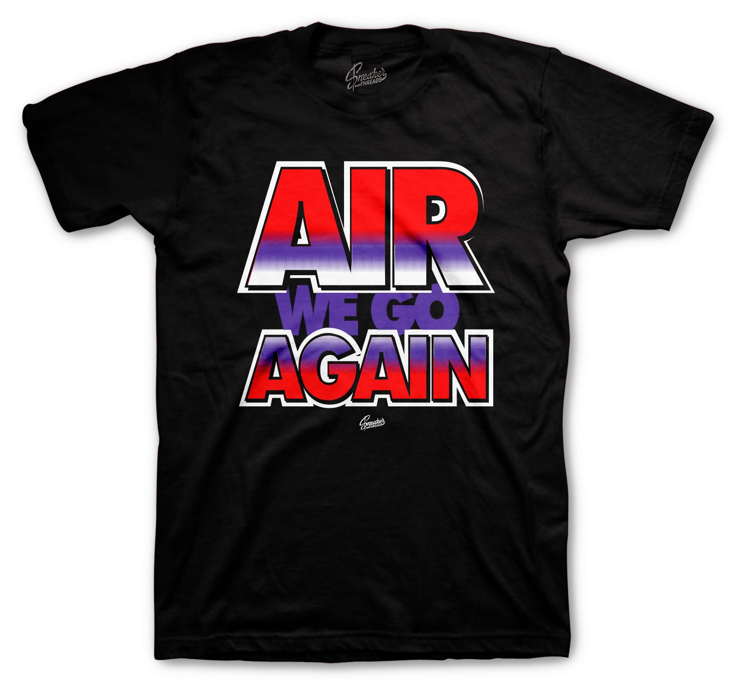 Jordan 5 Top 3 Air We Go Shirt
