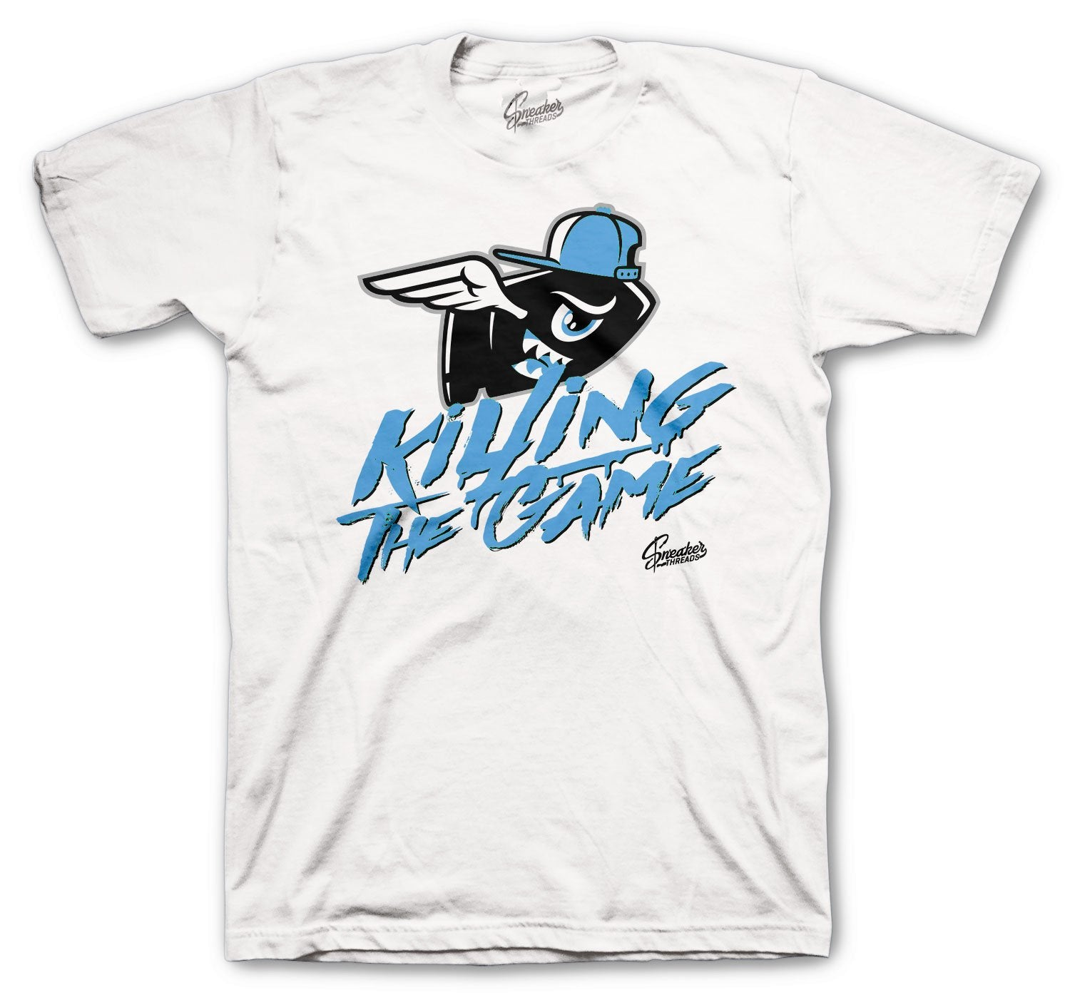 t shirt collection for men designed to match the Jordan 3 unc sneaker collection