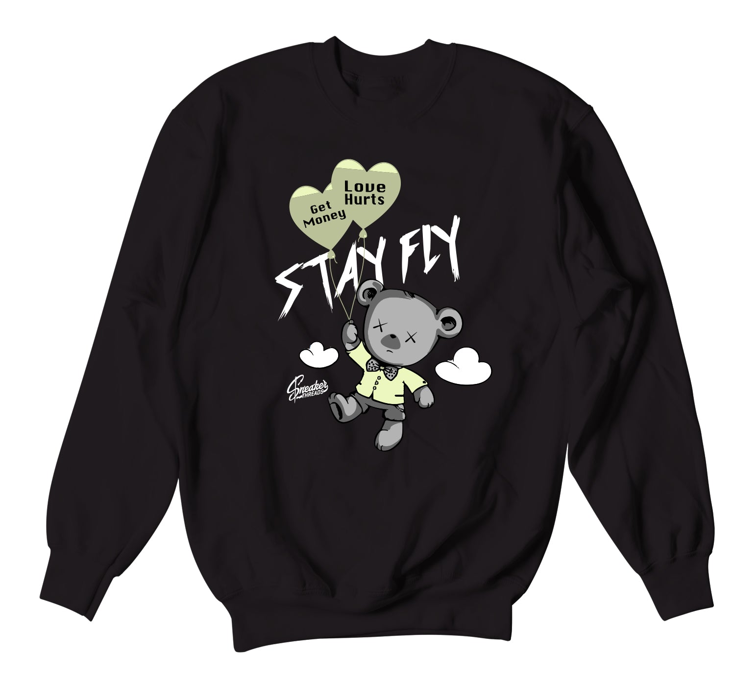 Yeezy Yeshaya Money Over Love Sweater