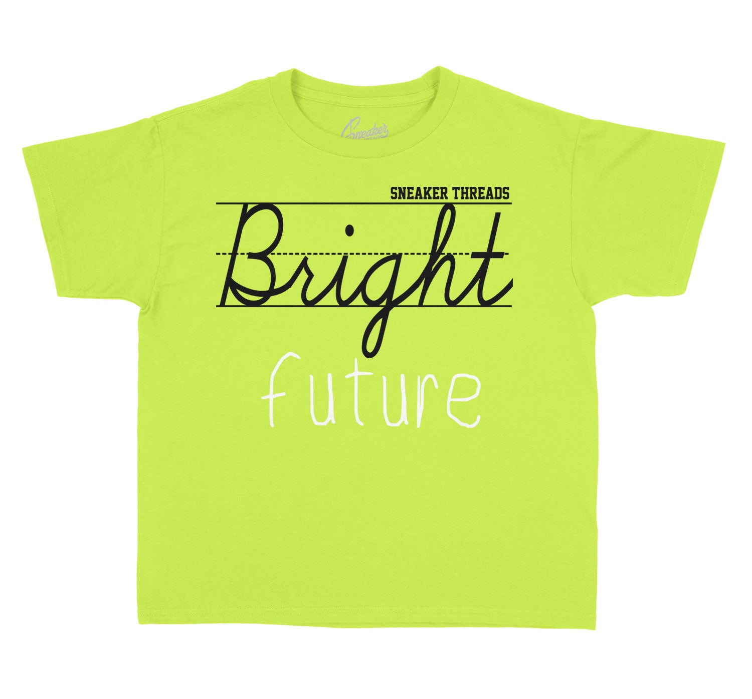 Kids - Volt Foamposite Bright Future Shirt