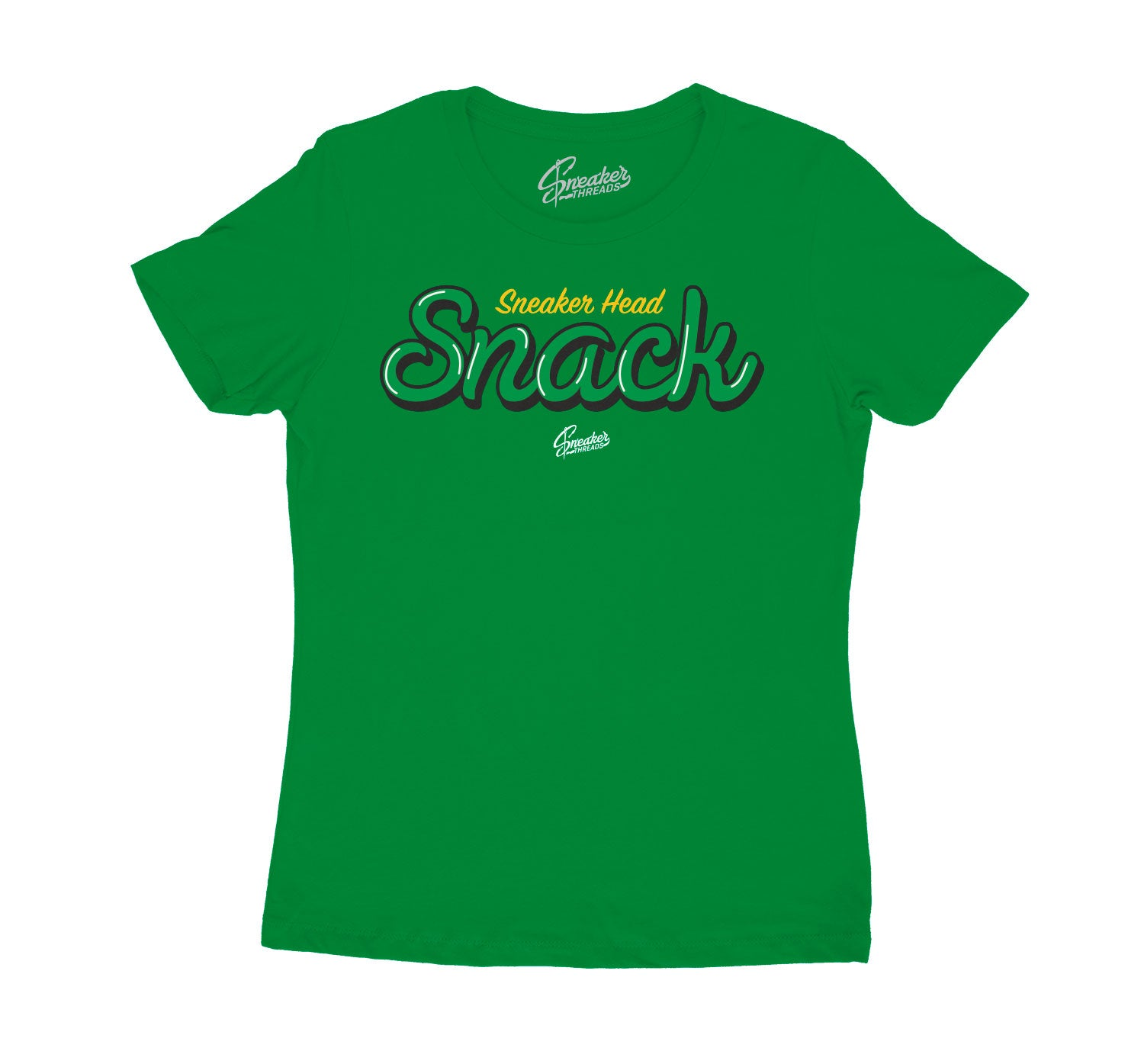 Womens shirt created to match the Jordan 10 Seattle sneaker
