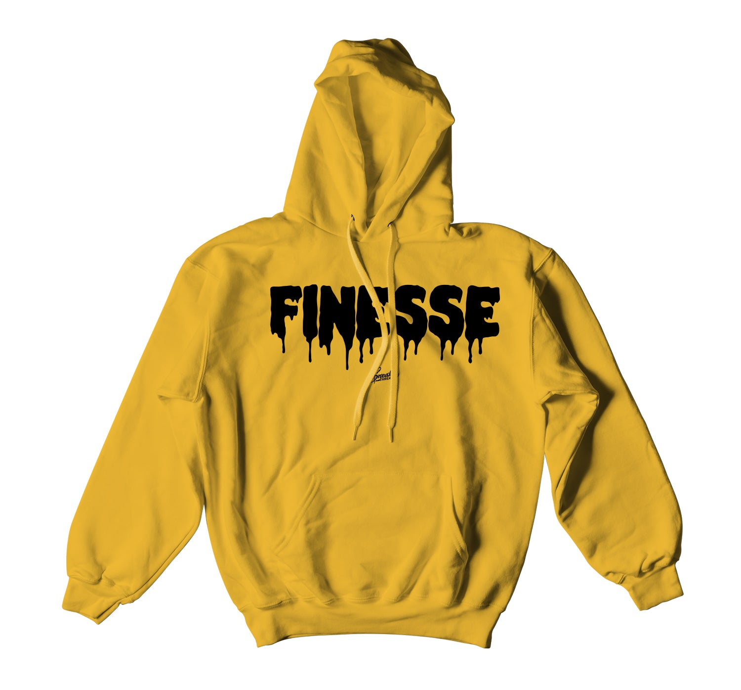 hoody to match Jordan 9 university gold sneakers