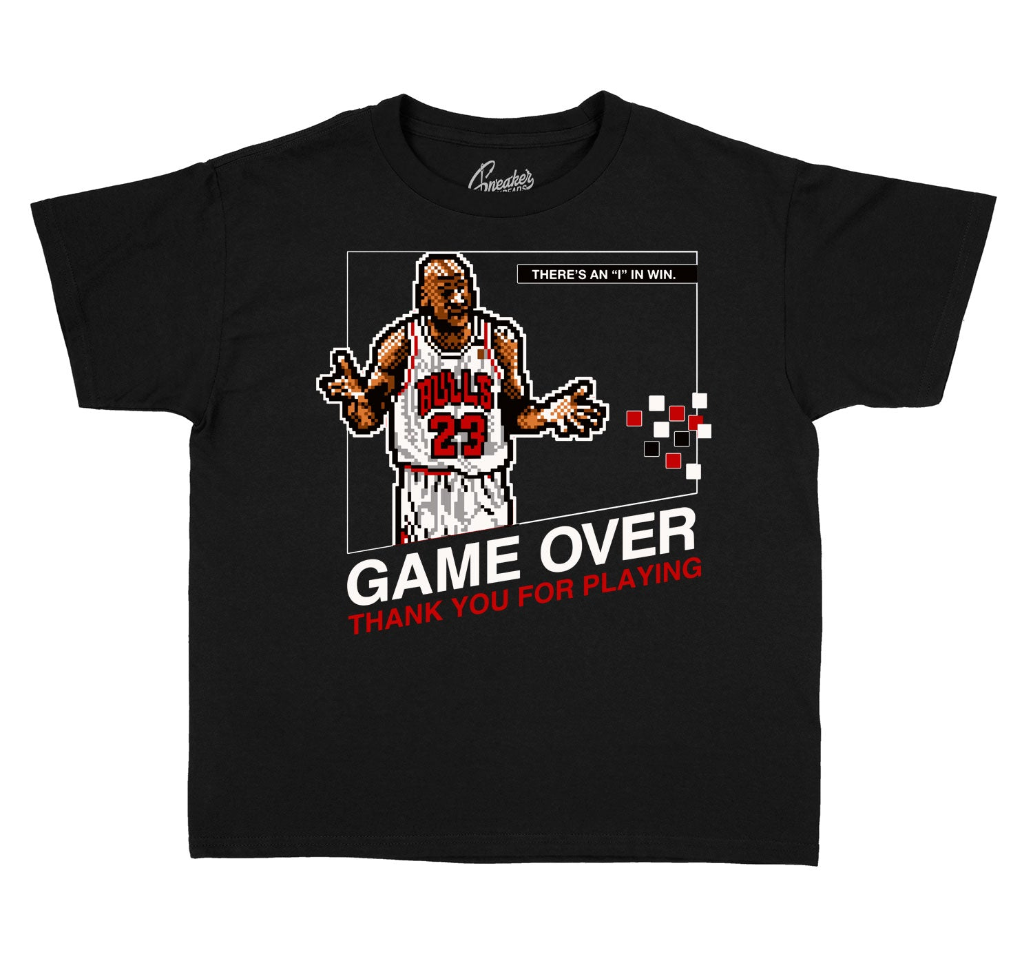 Kids - Carmine 6 Game Over Shirt