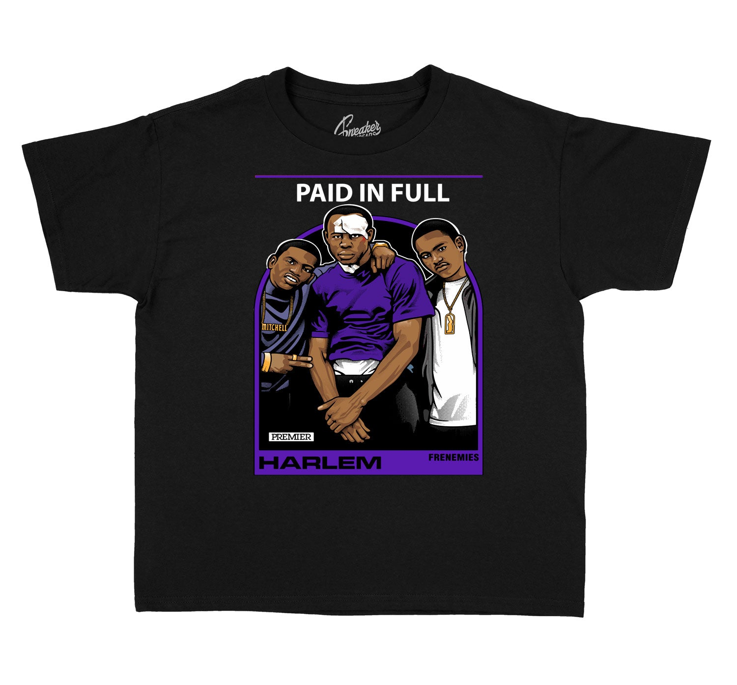 Kids - Dark Concord 12 Frenemies Shirt