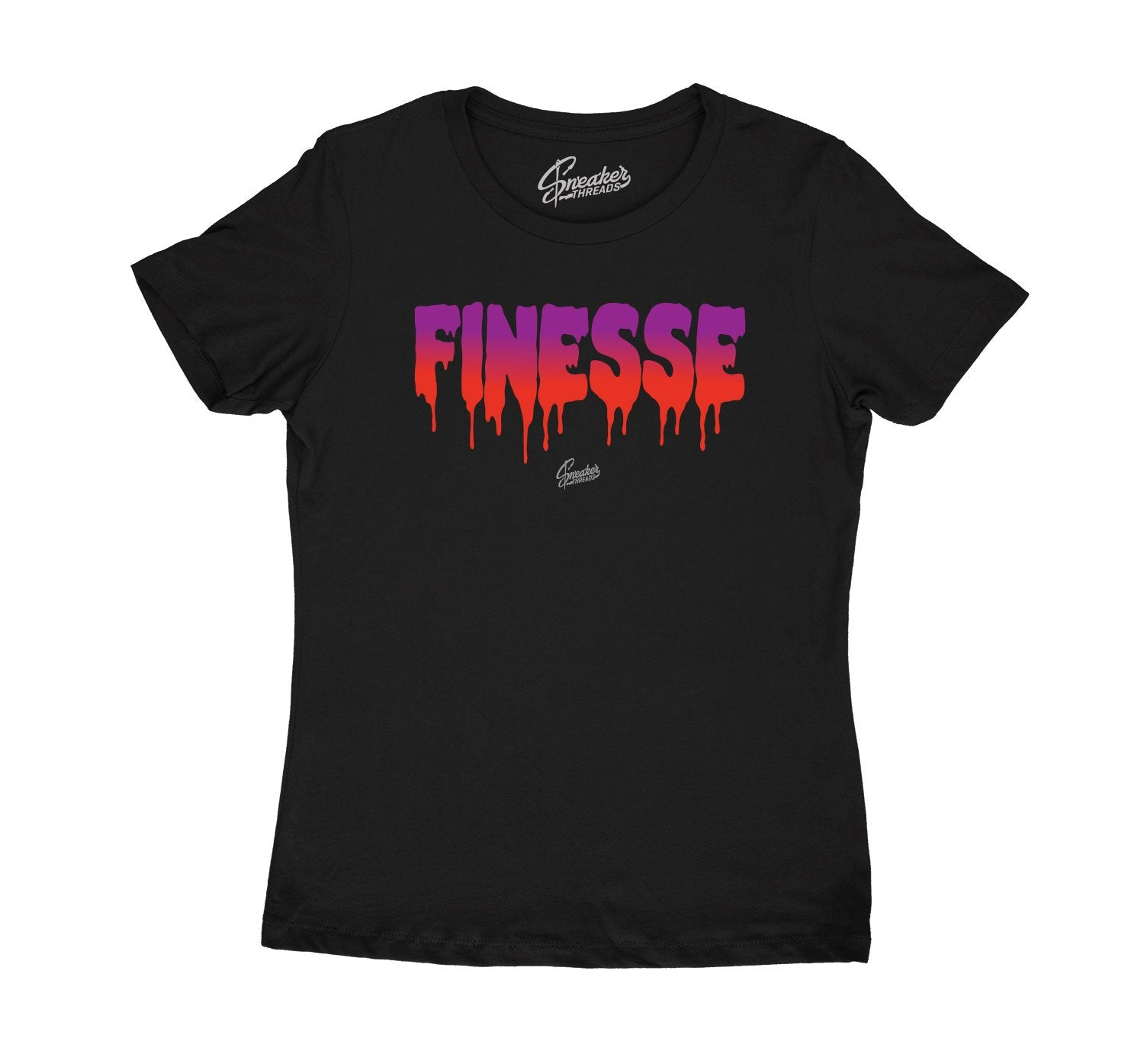 Jordan 7 Berry Black Gloss Shirts for women to match perfect