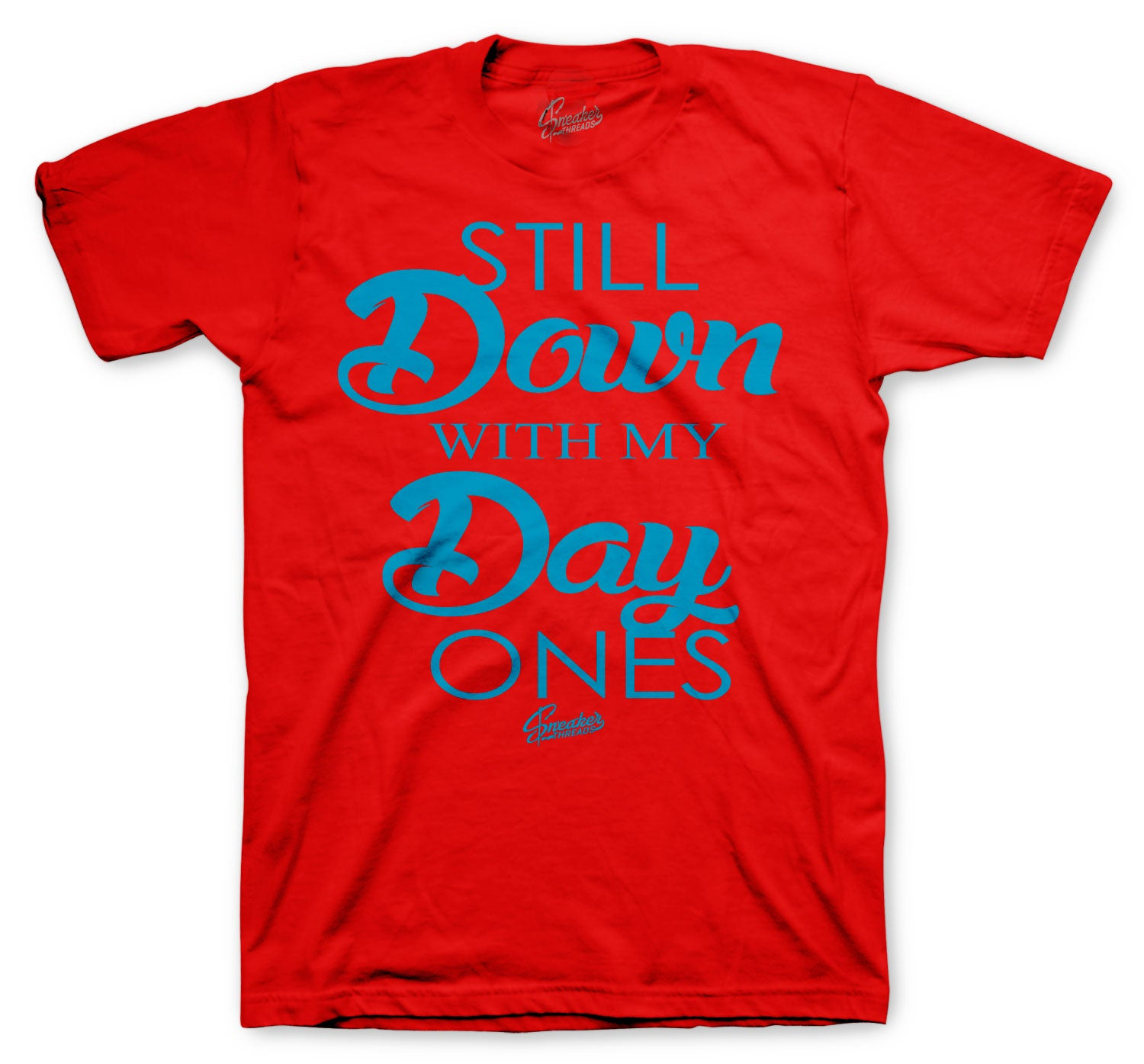 Jordan 1 NC To CHI Day Ones Shirt
