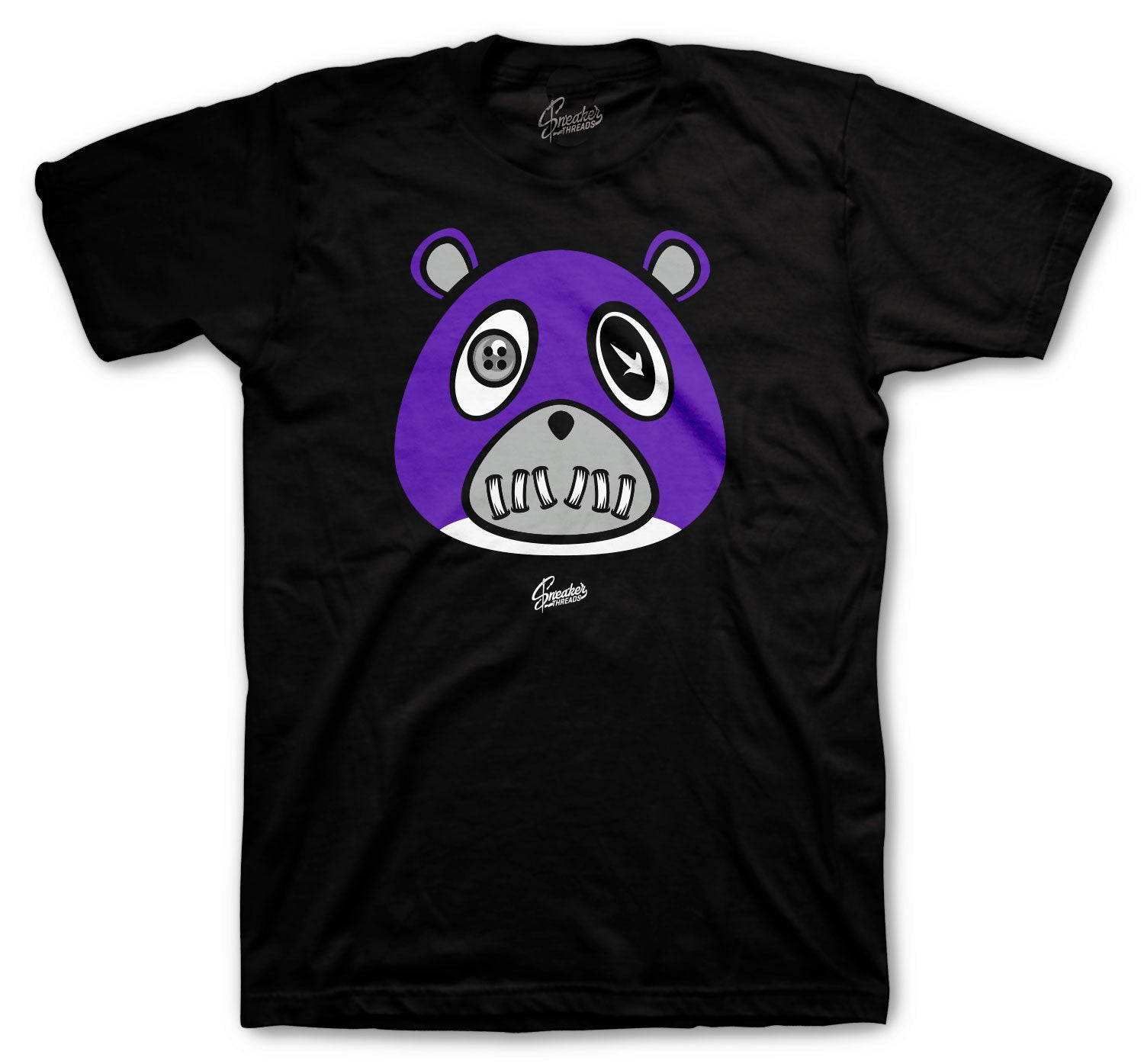 Jordan 12 Dark Concord ST Bear Shirt