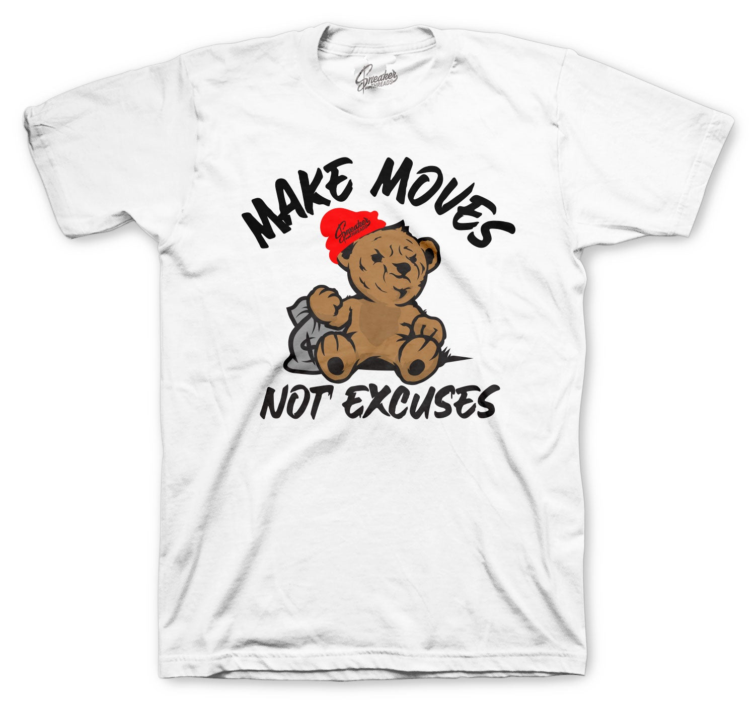 Jordan 13 Reverse Got Game Money Bear Shirt