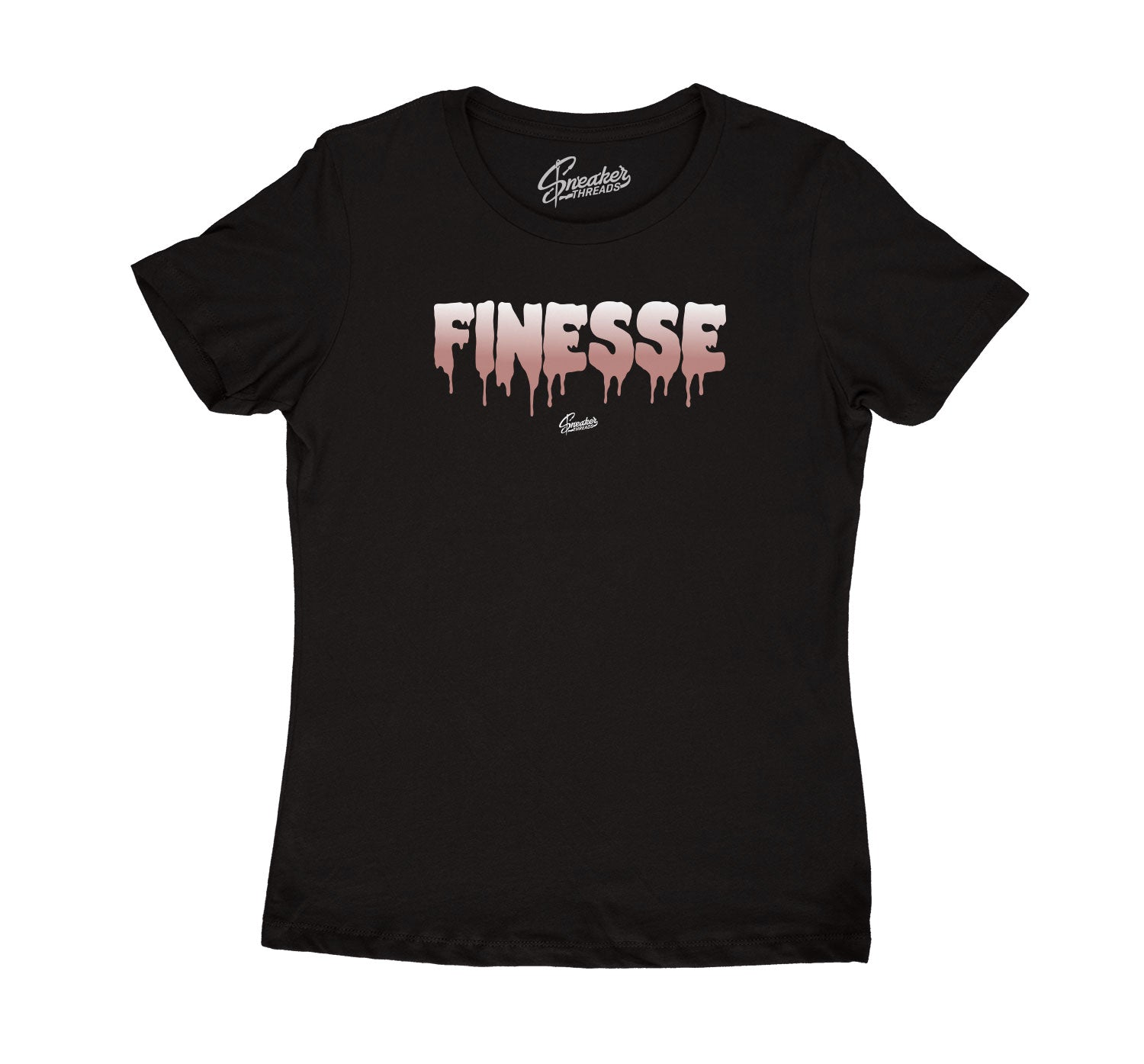 womens tees designed to match the Jordan 1 fearless collection
