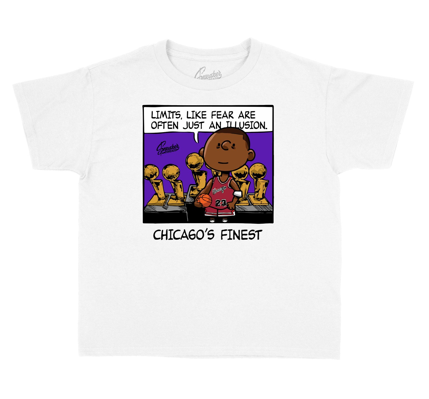 Kids - Dark Concord 12 Finest Peanut Shirt