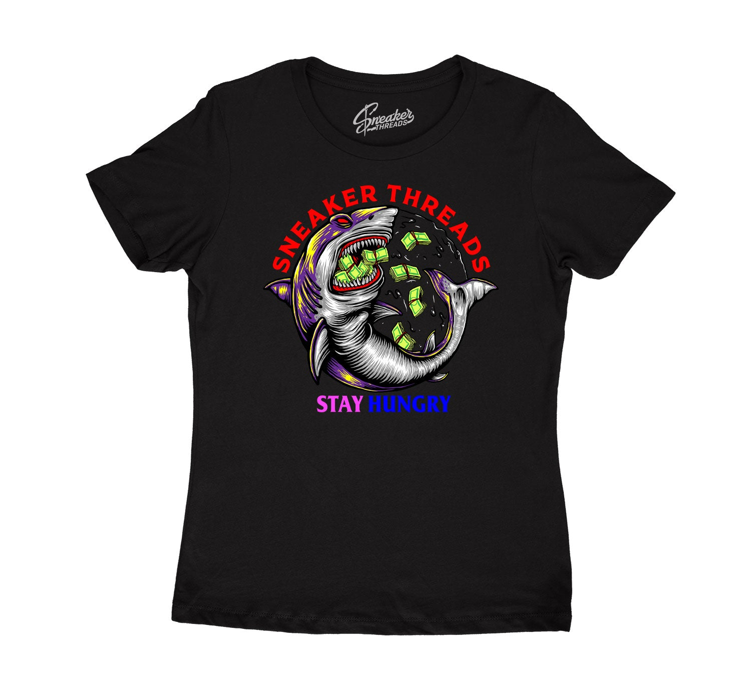 T shirt collection for women to match the Jordan 5 what the sneaker collection