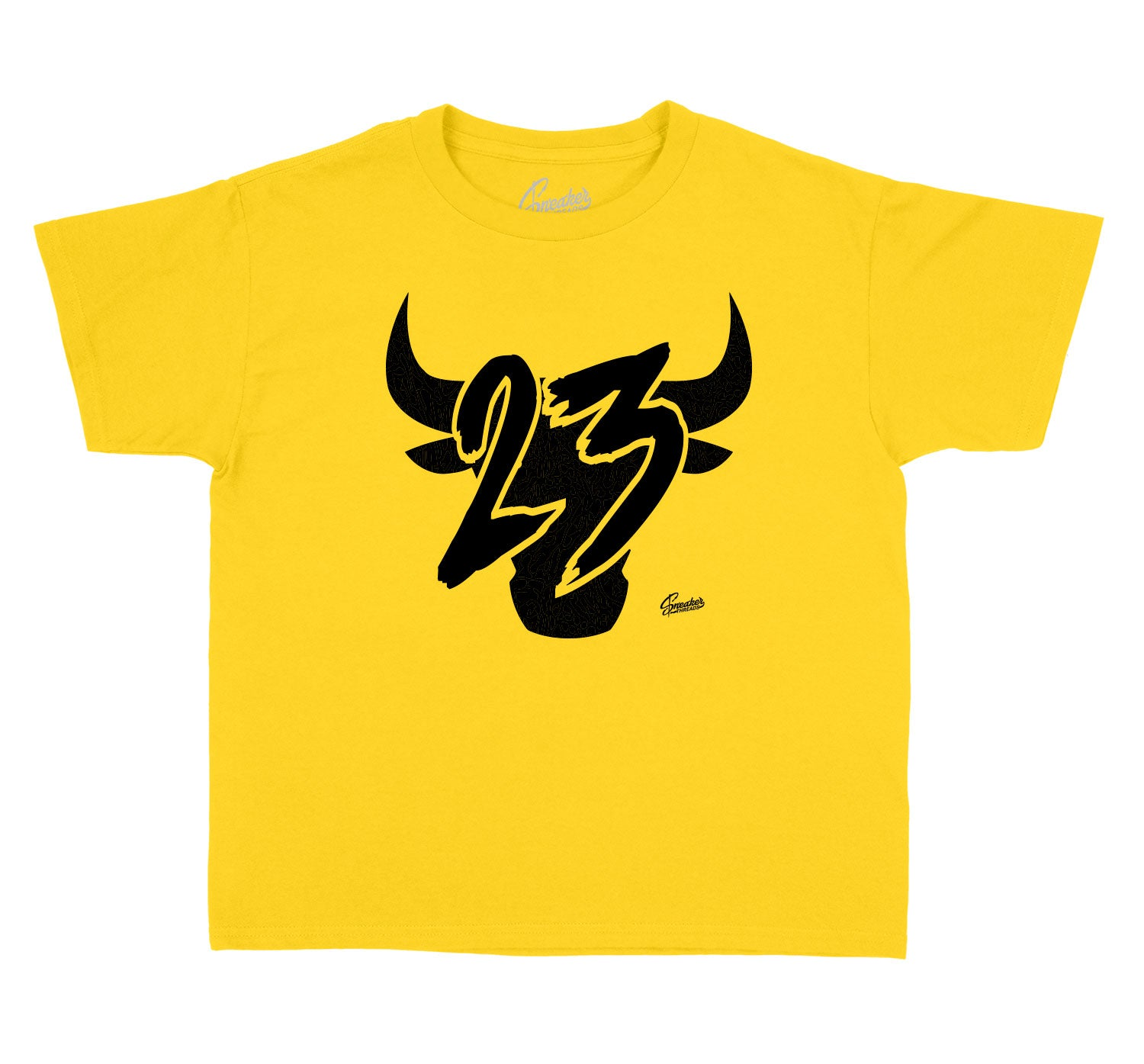 University Gold Joran 12 for kids matching shirts