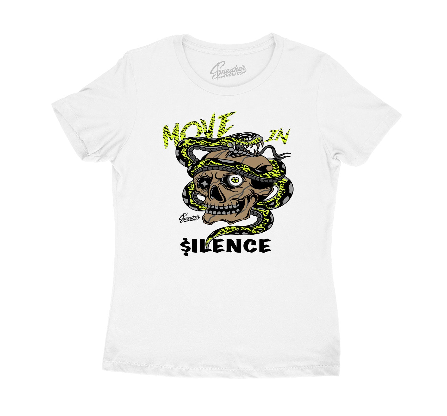 Womens - Yeezreel Yeezy Move in Silence Shirt