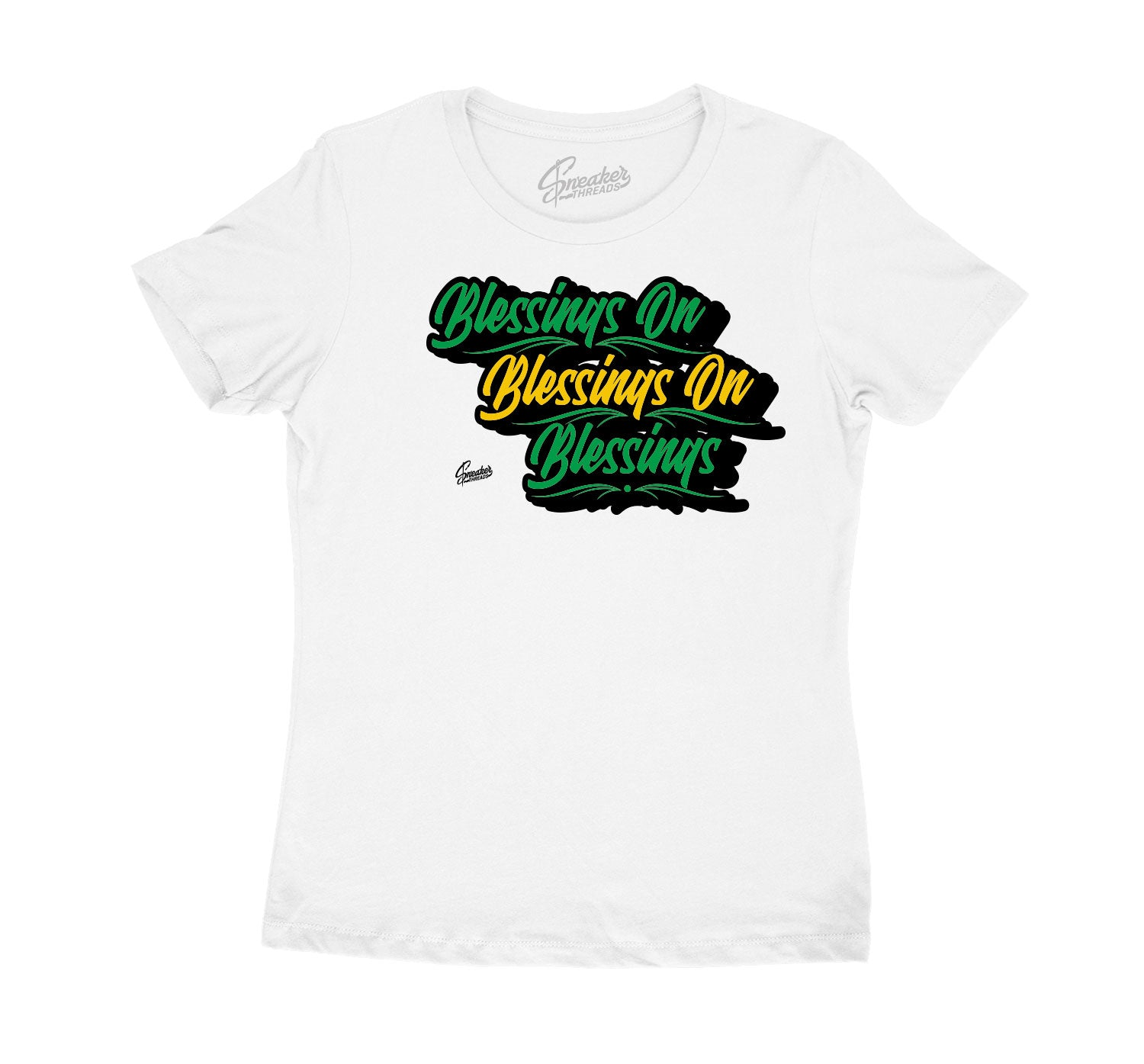 Jordan 10 Seattle retro sneakers ,matching ladies shirt