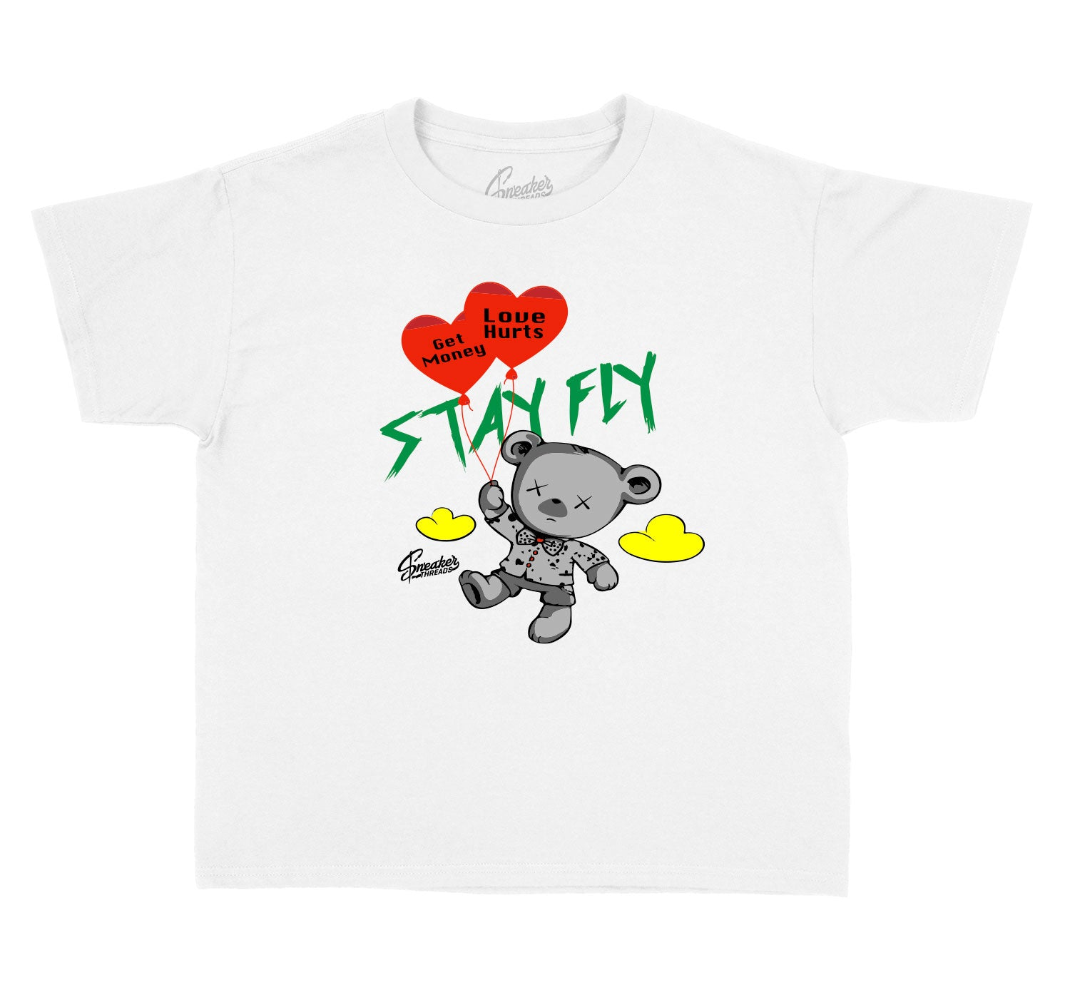Kids - Rasta 4 Money Over Love Shirt