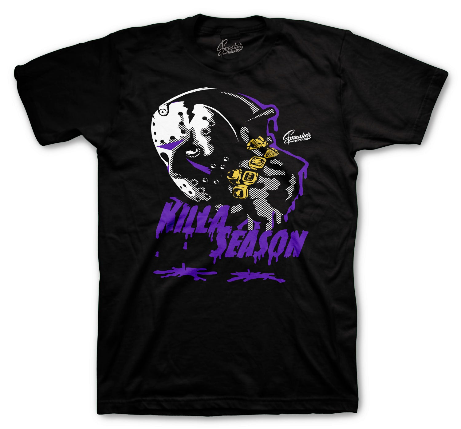 Jordan 12 Dark Concord Killa Season Shirt