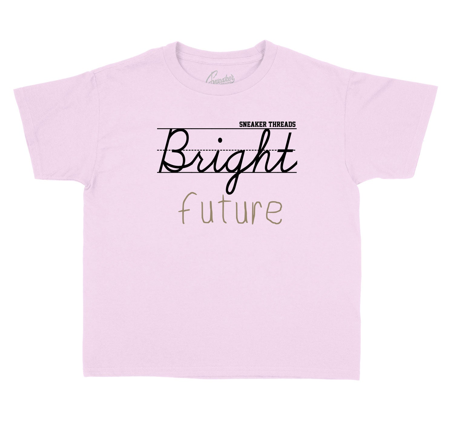 Kids - Soft Vision Yeezy Bright Future Shirt