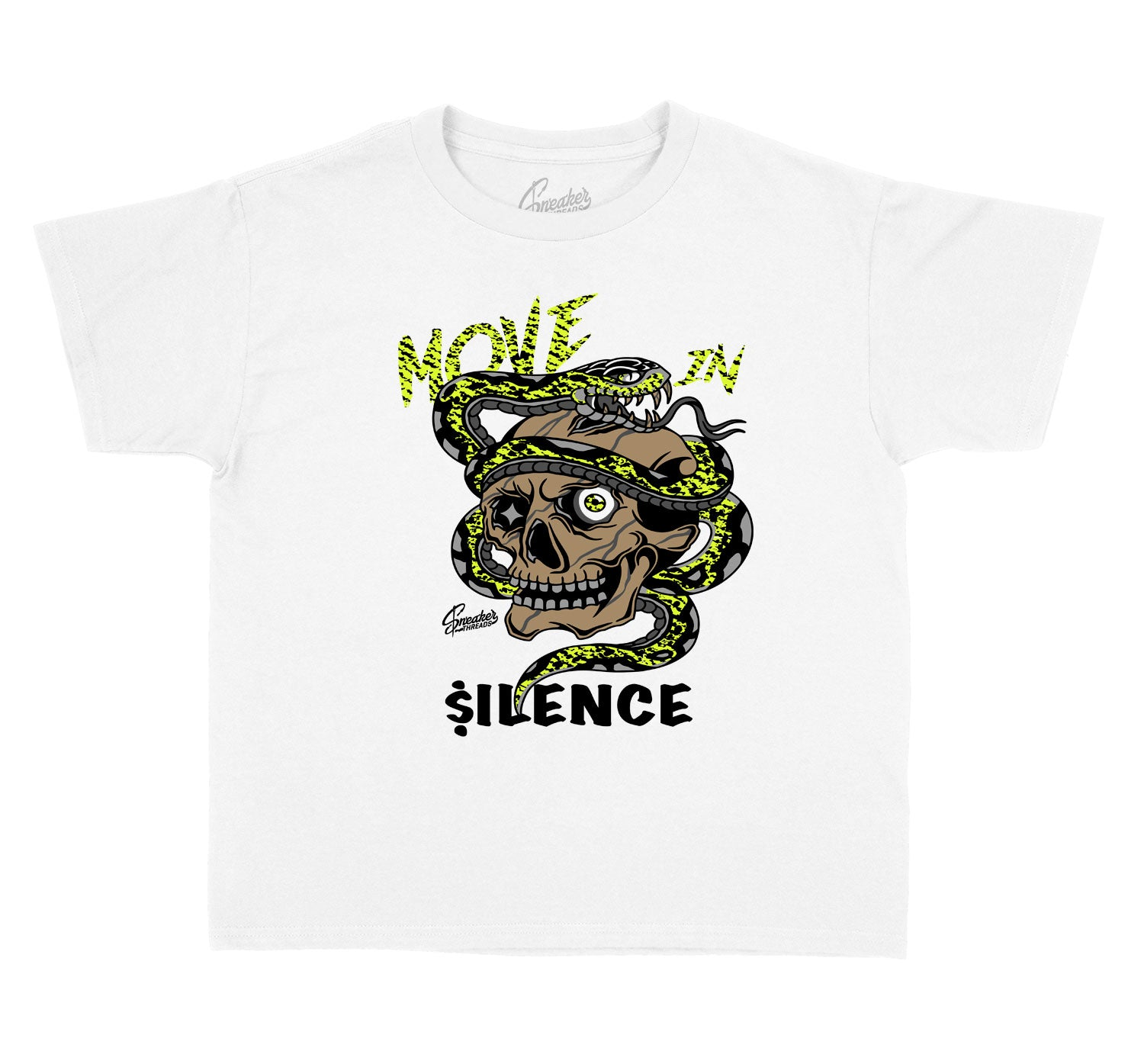 Kids - Yeezreel Yeezy Move in Silence Shirt