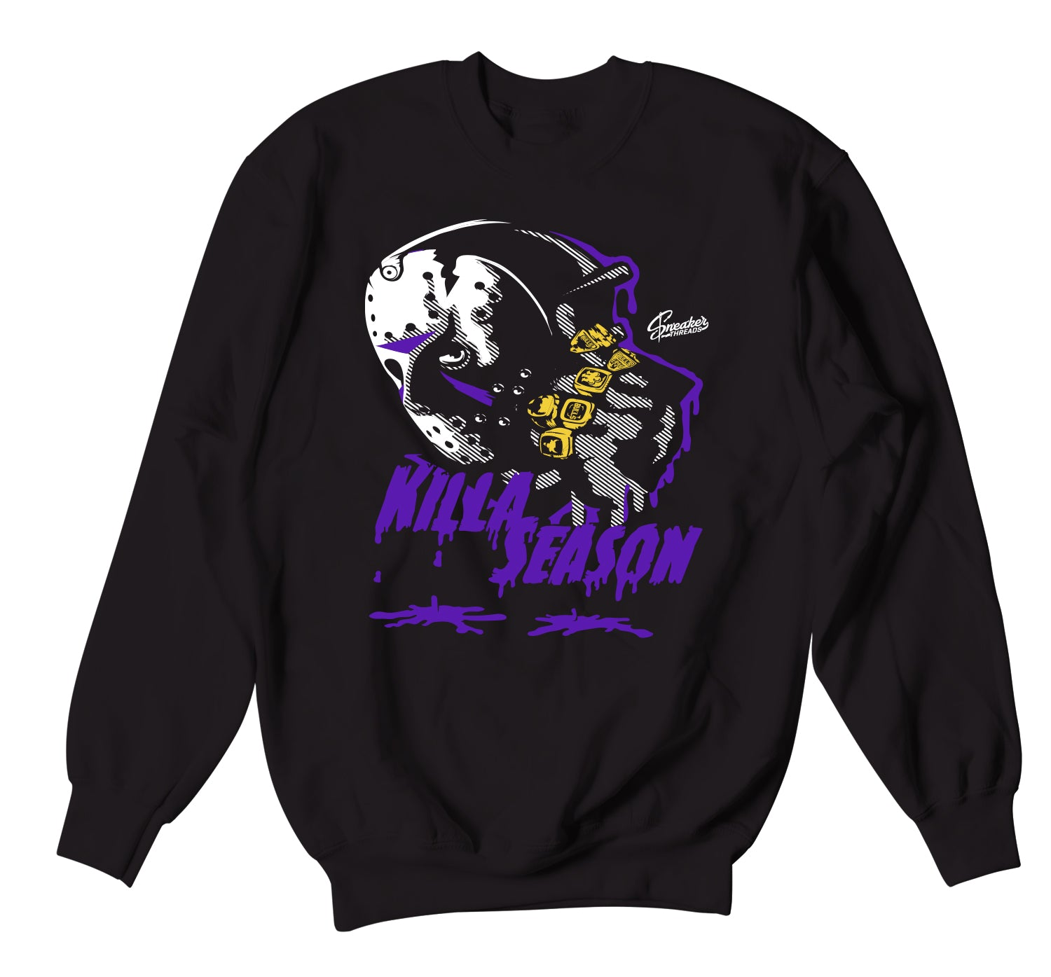 Jordan 12 Dark Concord Killa Season Sweater