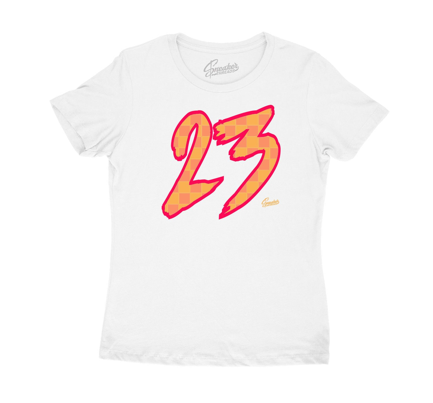 Jordan 12 Hot punch womens sneaker matching womens t shirts designed perfectly
