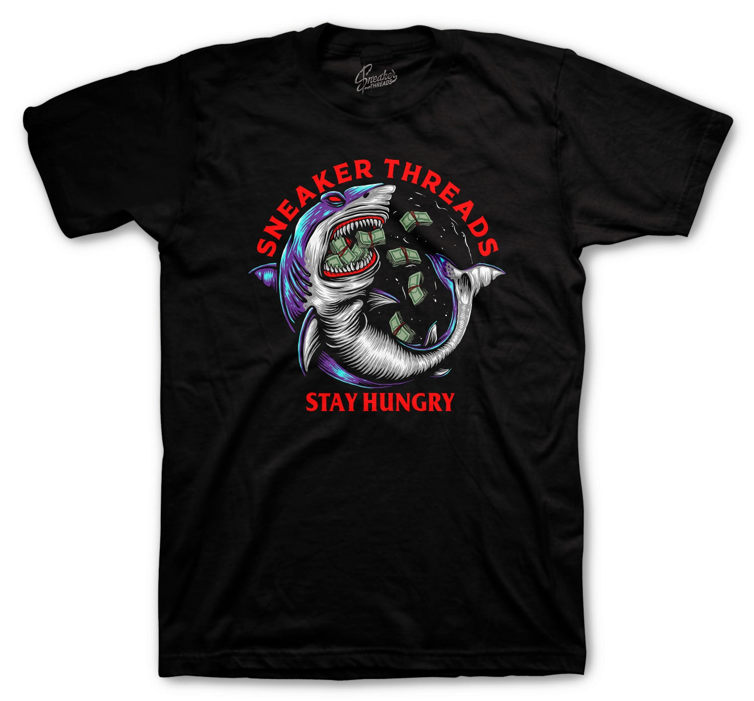 Jordan 5 Top 3 Stay Hungry Shirt