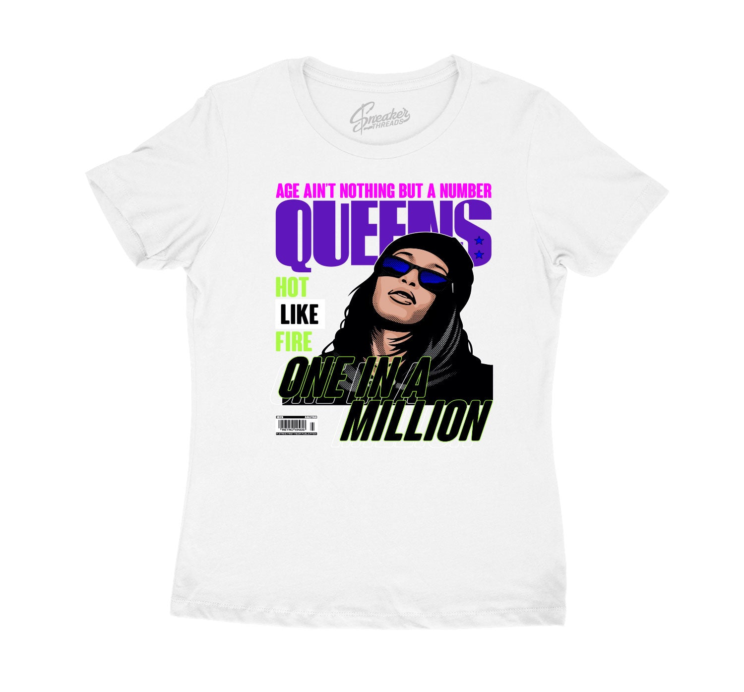 Womens - Alternate Bel Air 5 Queens Million Shirt