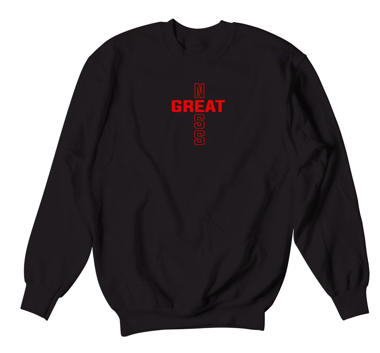 sweatshirt collection designed to match the yeezy v2 black red sneakers