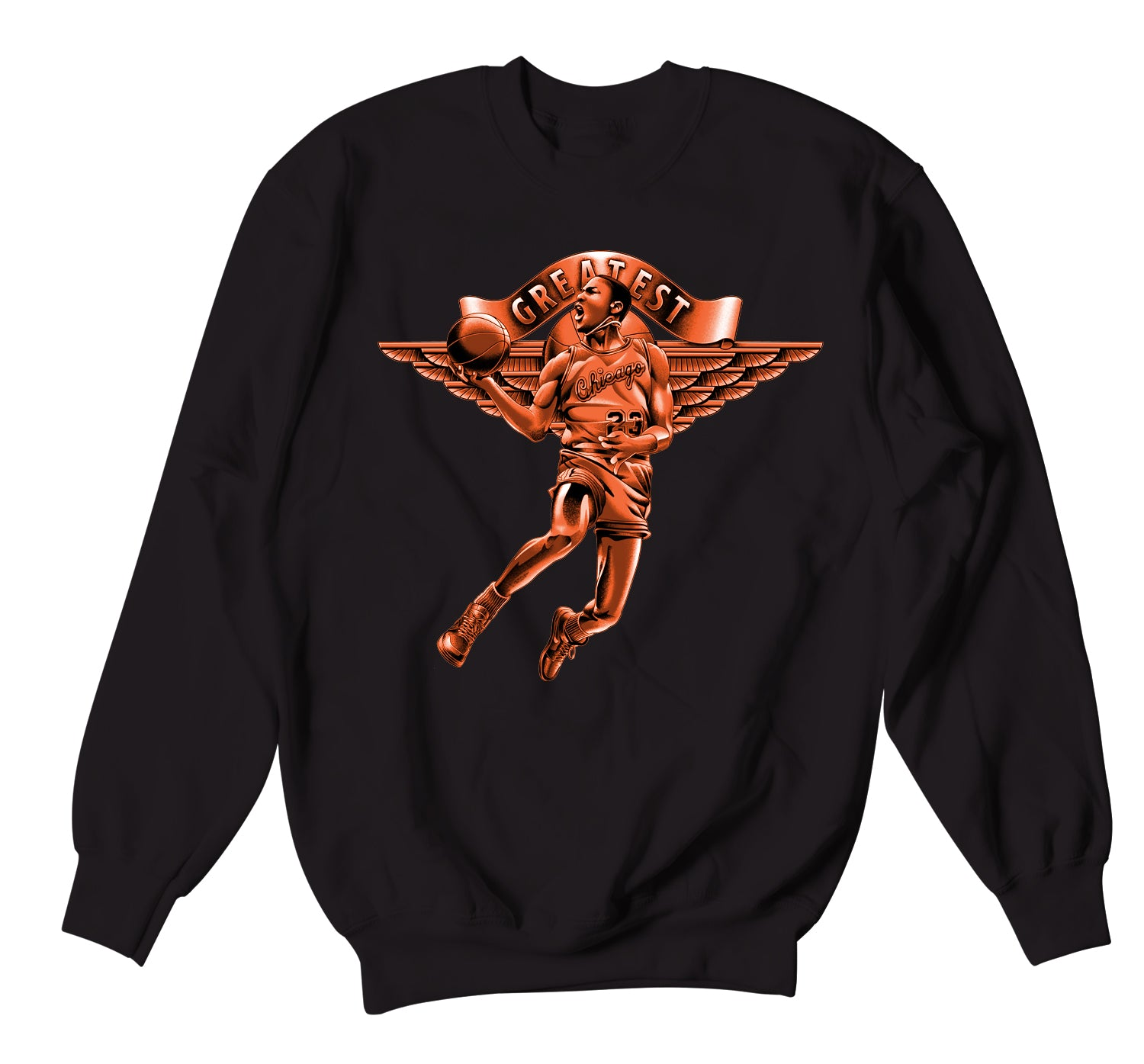 Jordan Starfish Greatest Sweater
