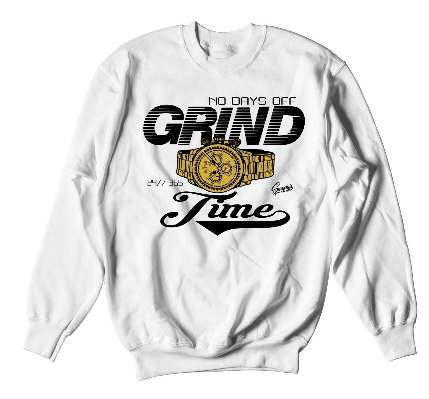 Jordan 6 DMP Grind Time Sweater