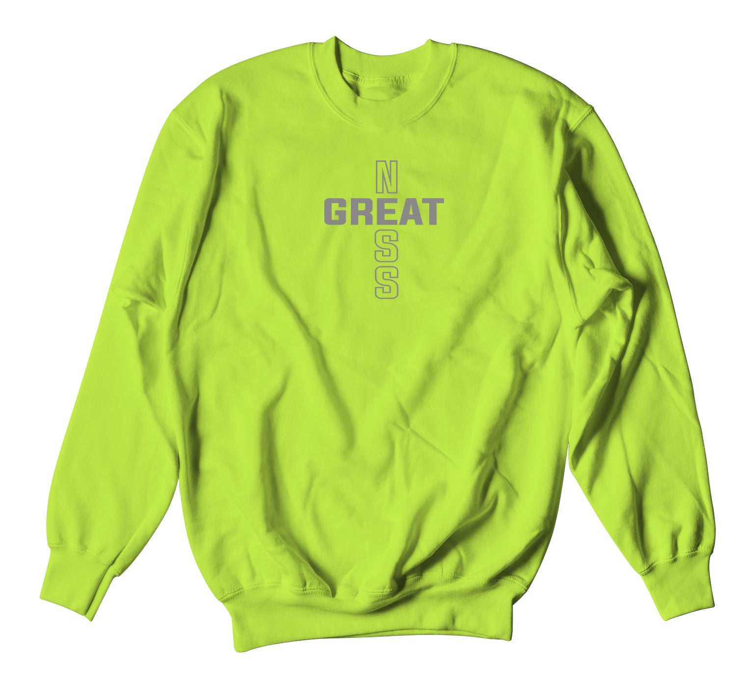 Sneaker collection Jordan 4 neon 95 matching crewneck sweaters