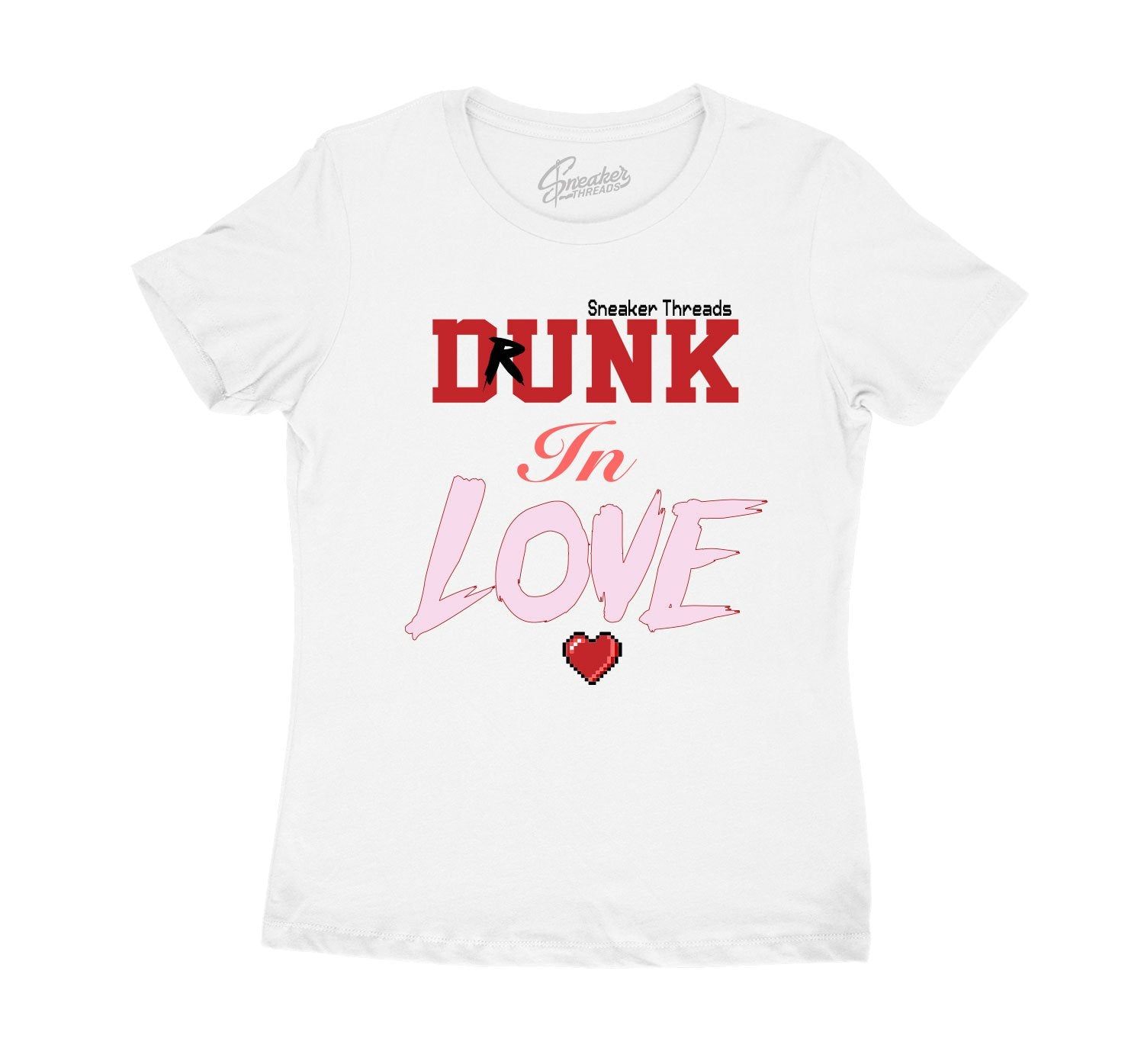 t shirt for women designed to match the nike sb dunk sneaker Strangelove