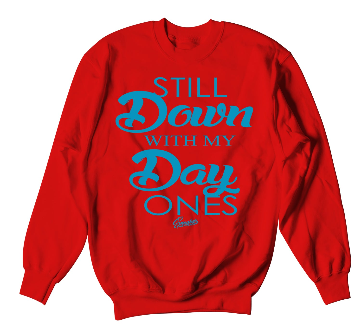 Jordan 1 NC To CHI Day Ones Sweater