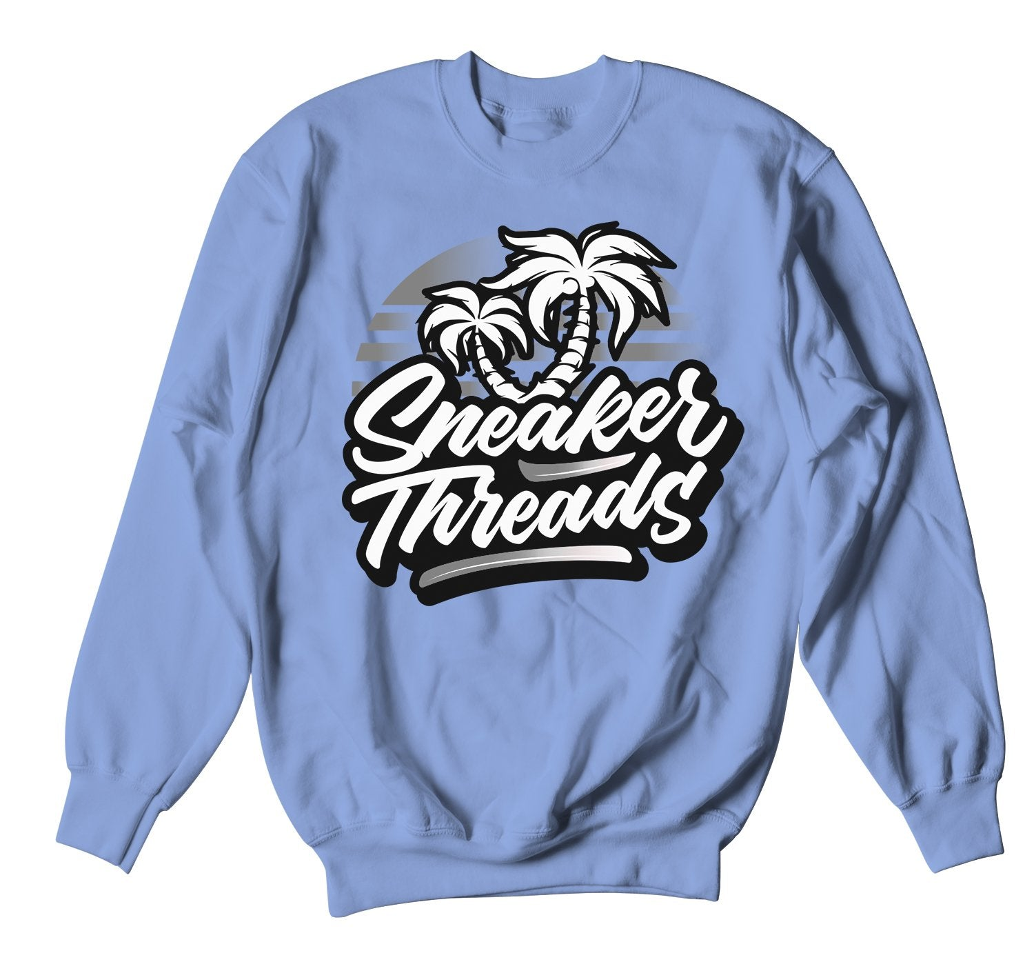 UNC Jordan 3 crewneck sweater collection designed to match
