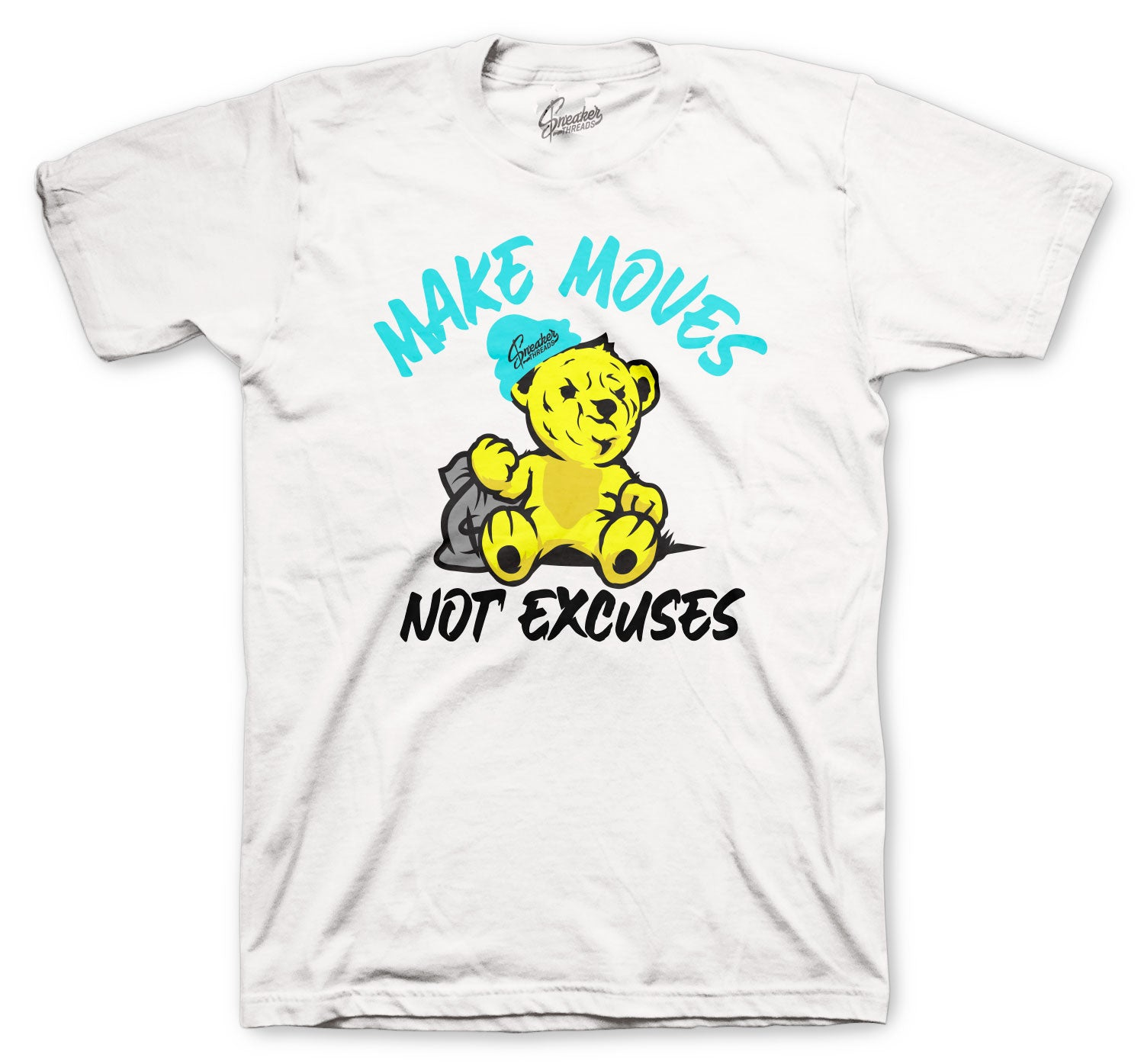 Dunk SB Grateful Money Bear Shirt - White/Yellow