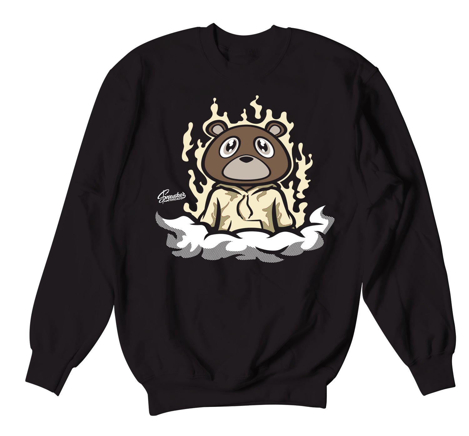 Yeezy Natural Fly Bear Sweater