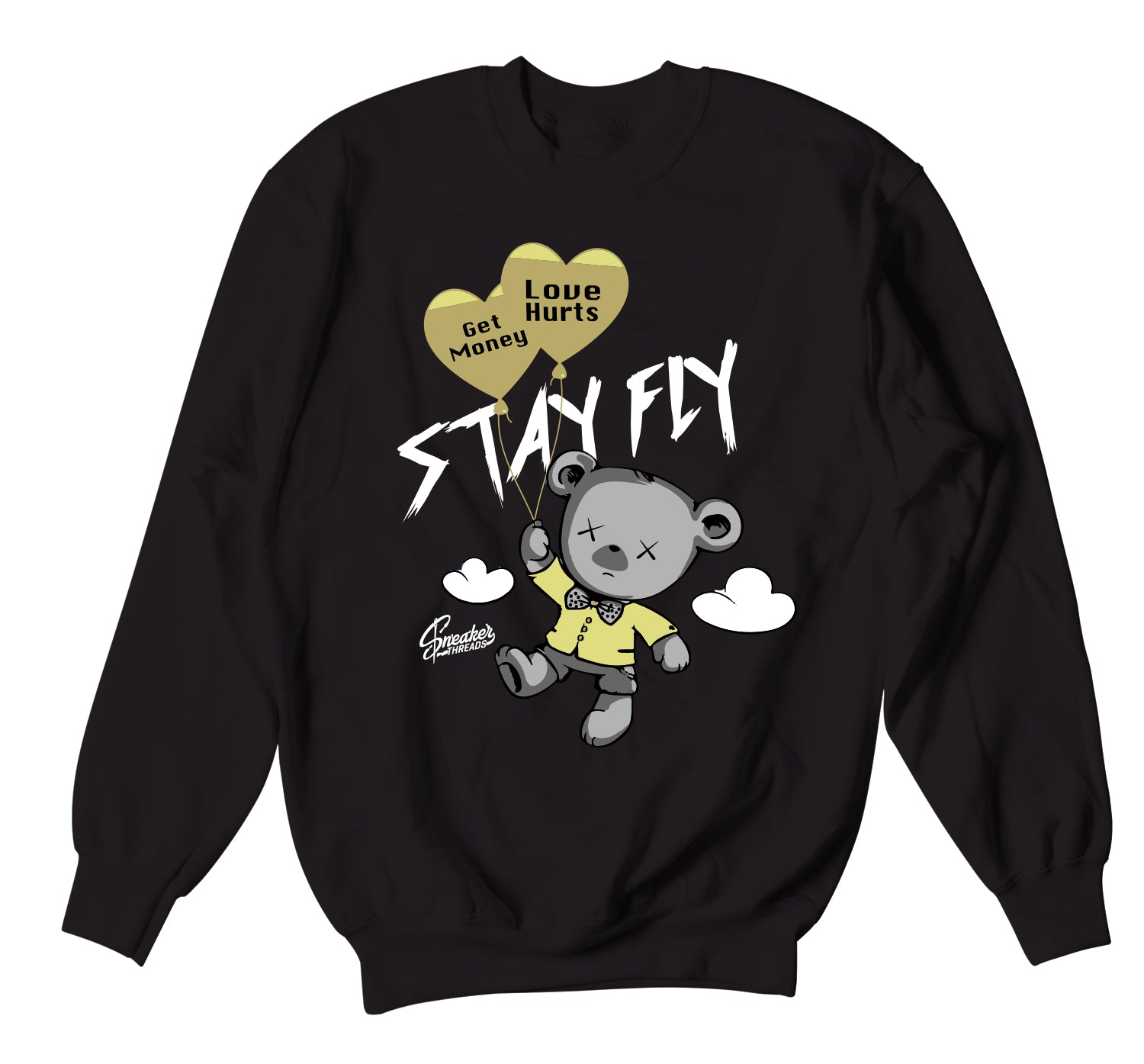 Yeezy Marsh Money Over Love Sweater