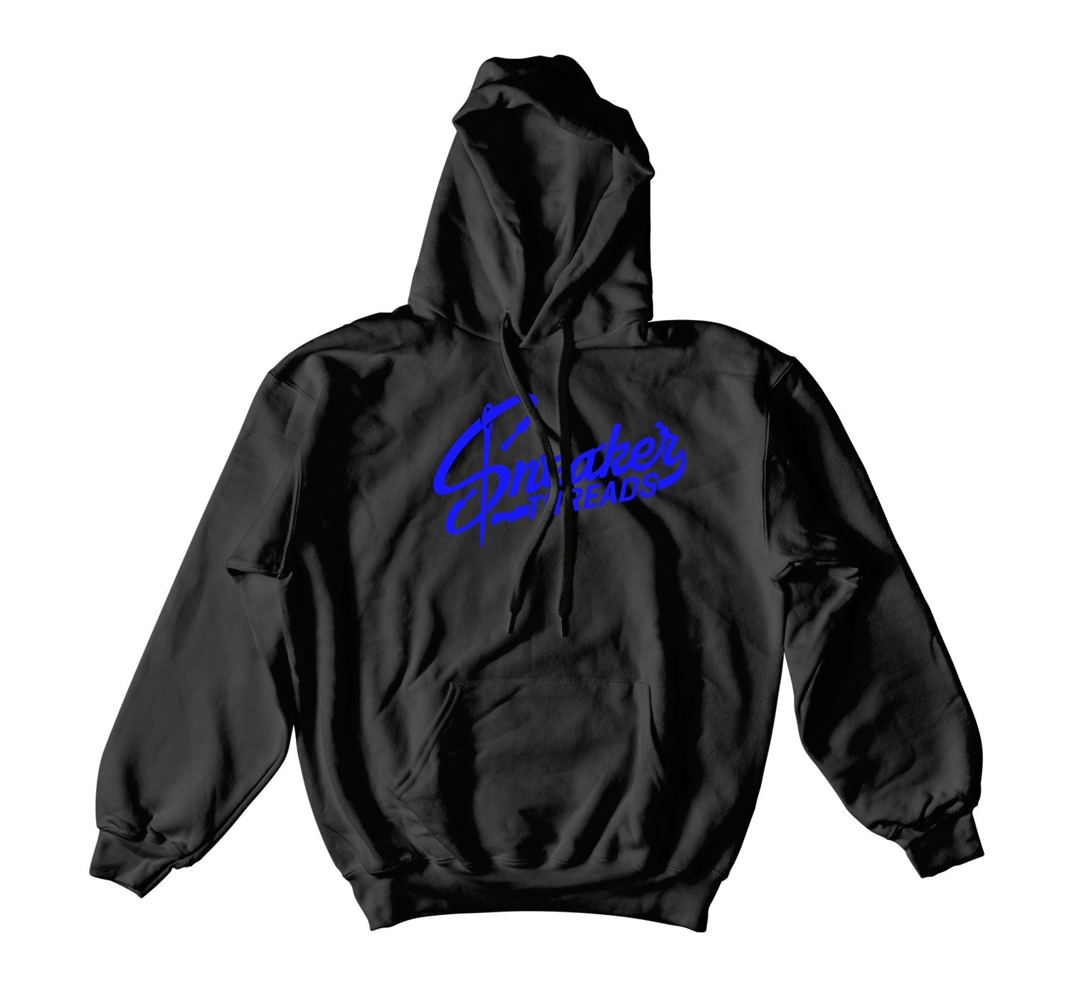 Hoody Collection designed to match the Jordan 9 racer blue sneakers
