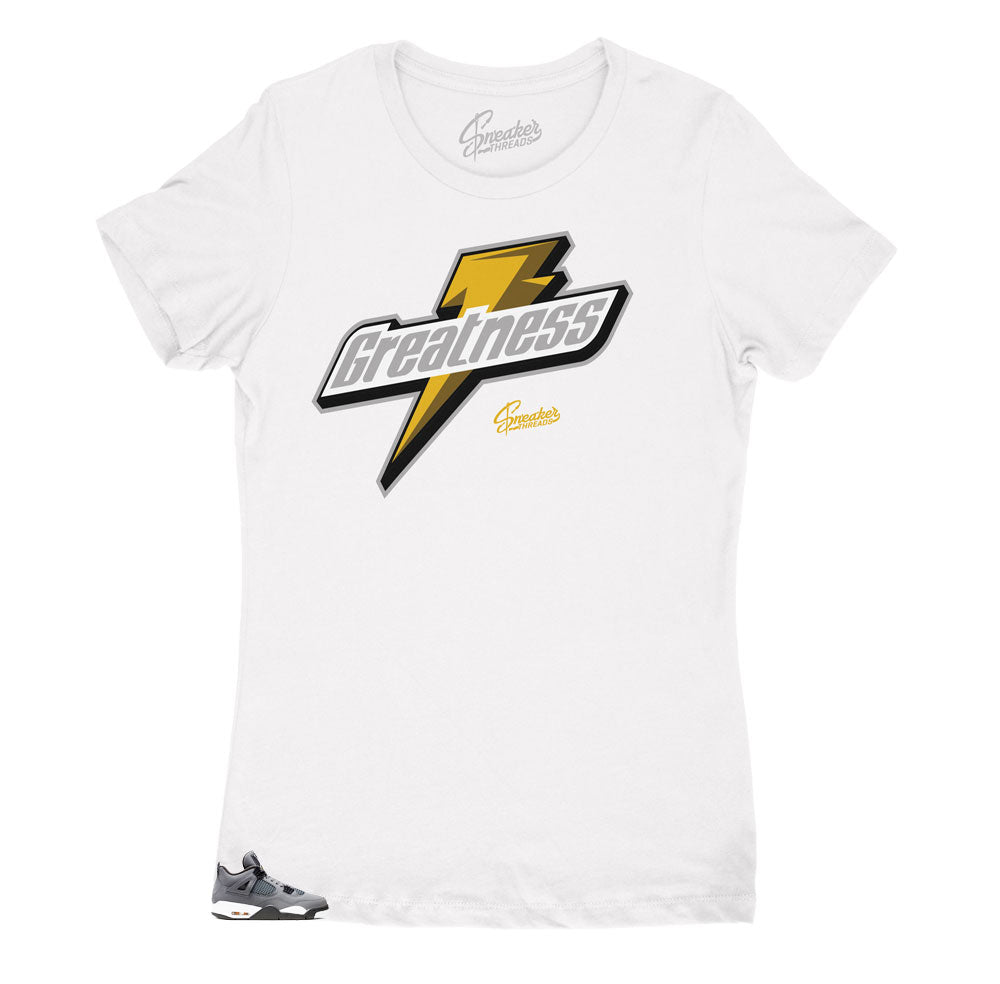 Jordan 4 COOL GREY COLLECTION HAS MATCHING JORDAN 4 COOL GREY WOMENS SHIRTS