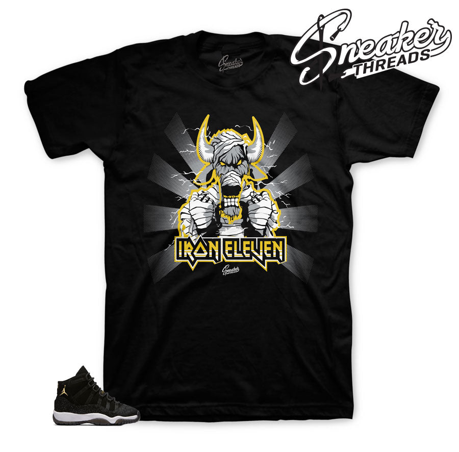 Stingray Jordan 11 Clothing Match Shoes Perfectly. | Sneaker Threads | Official Tees Shirts ...