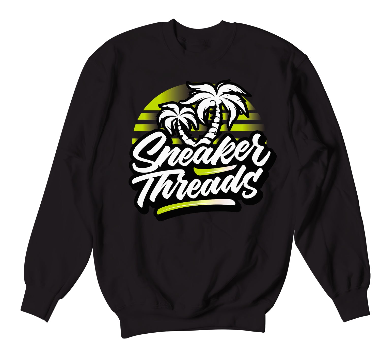 Foamposite Volt ST Palms Sweater