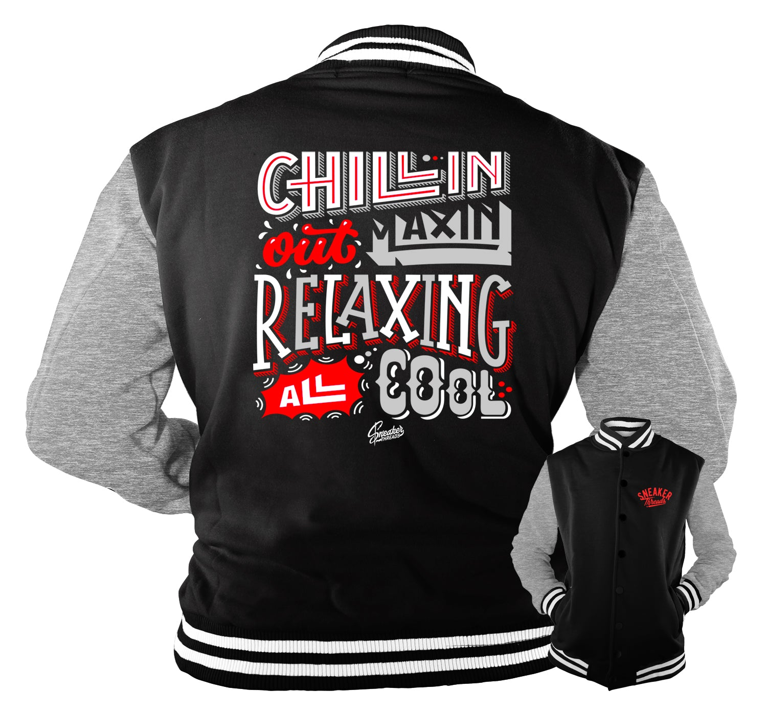 Jordan 13 Reverse Got Game Chillin Jacket